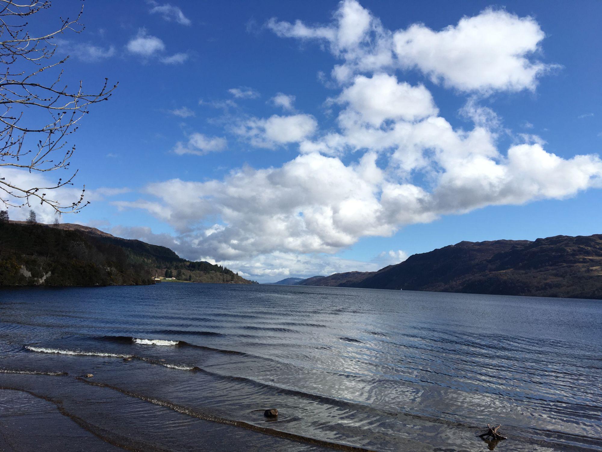 Loch Ness Rays
