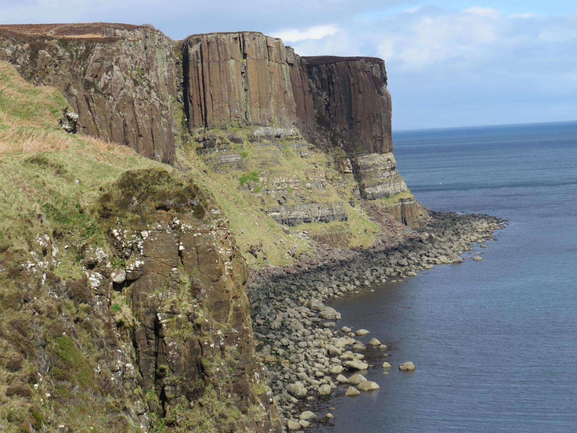 Skye - Kilt Rock