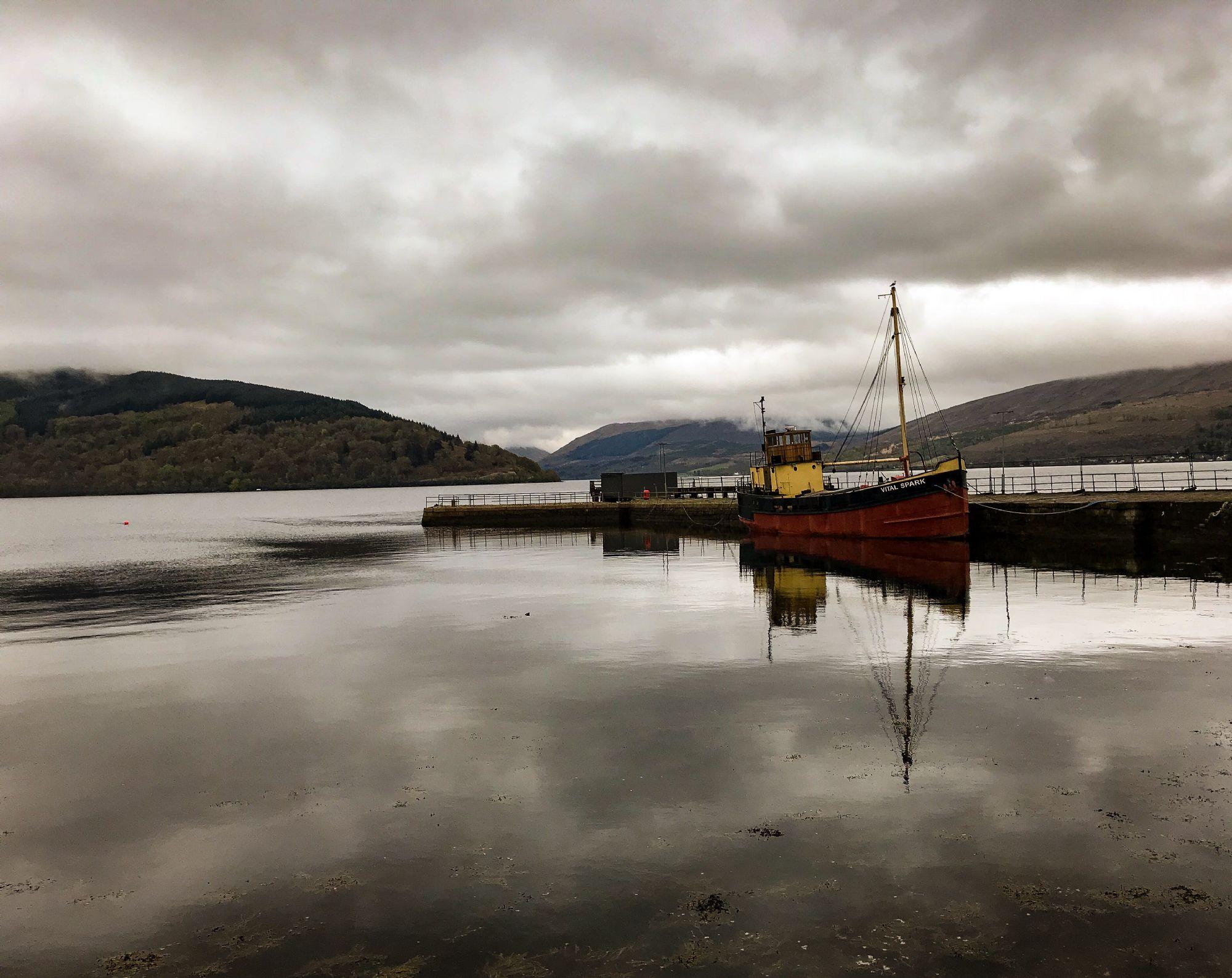 Loch Fyne, Inveraray