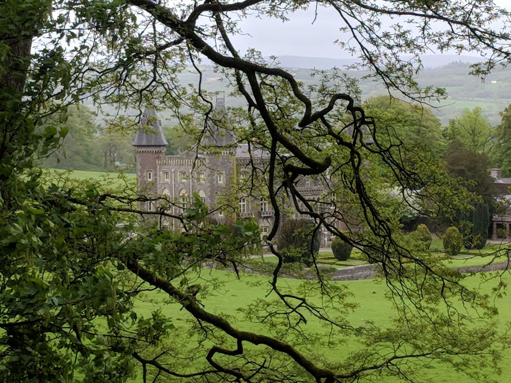 Dinefwr Estate view