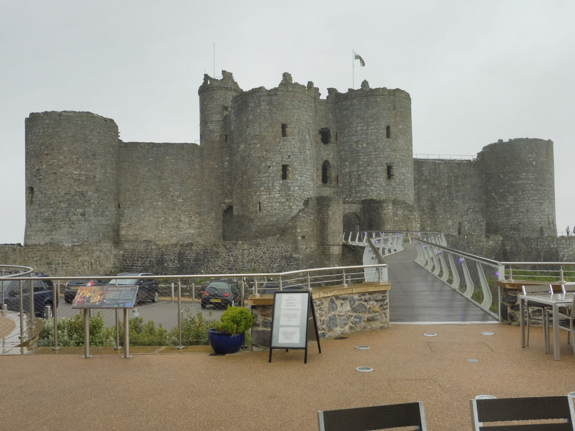 Castle Harlech