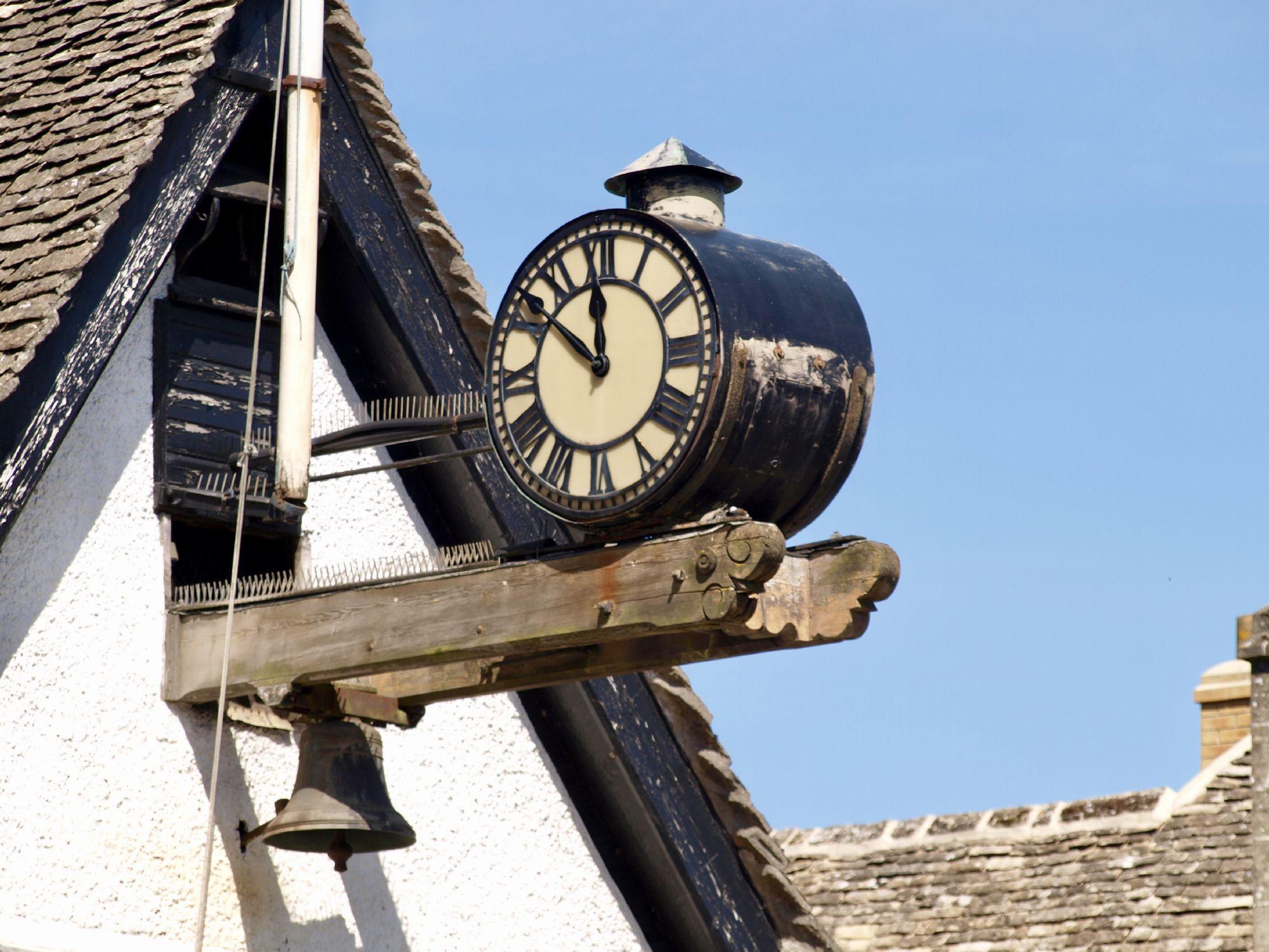 Burford Clock