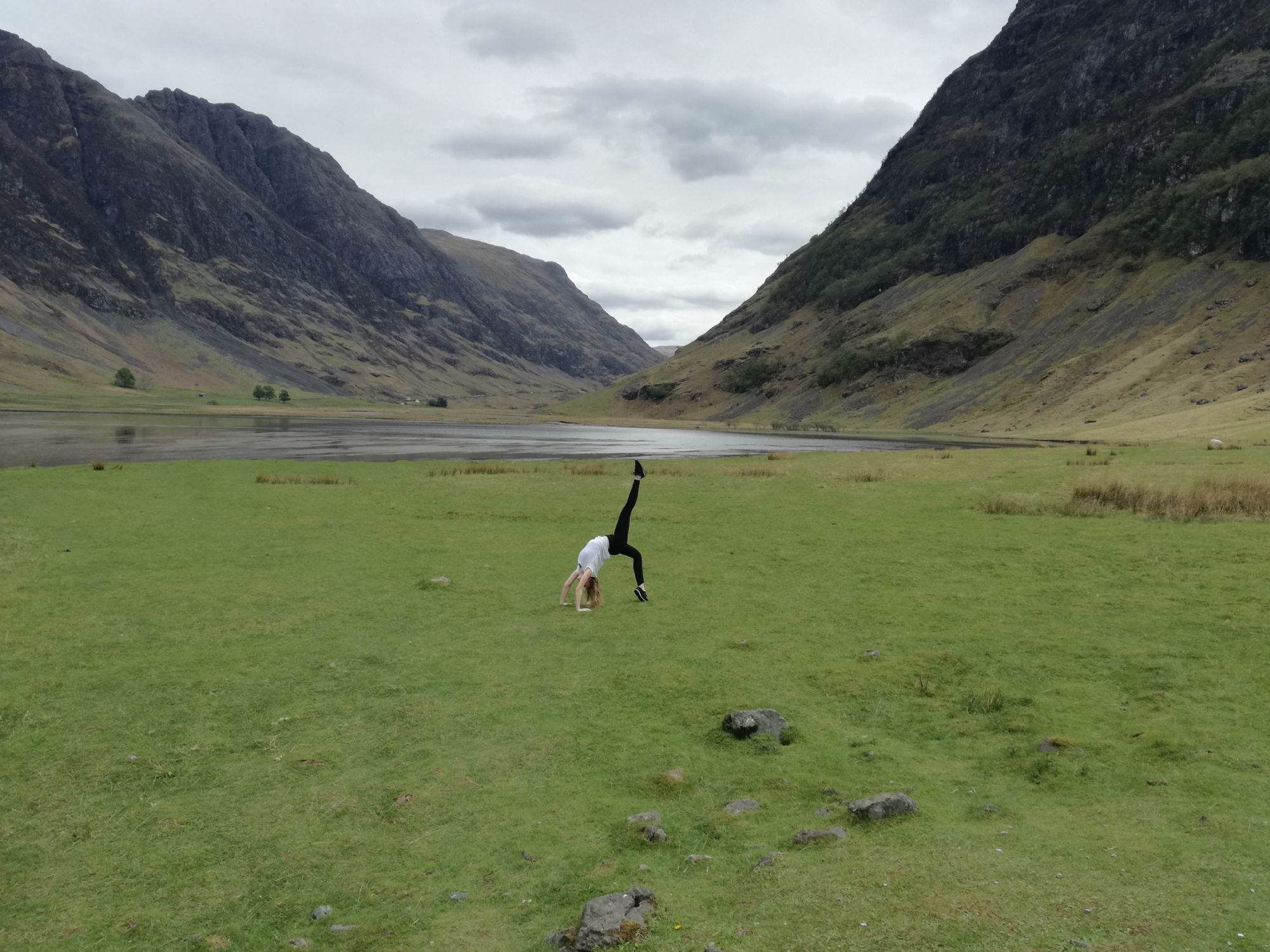 Dancing in the Highlands