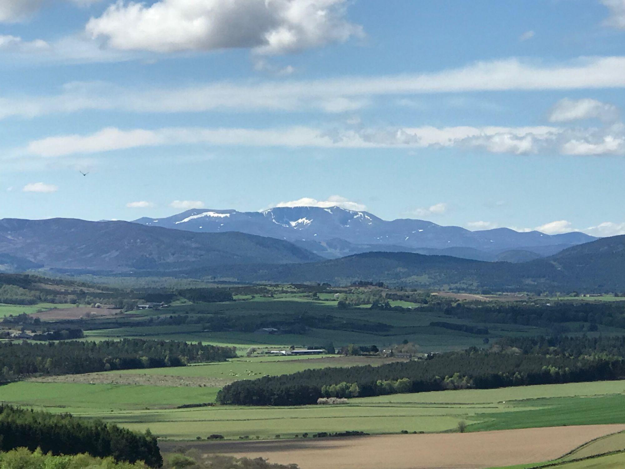 Landscape NE Scotland