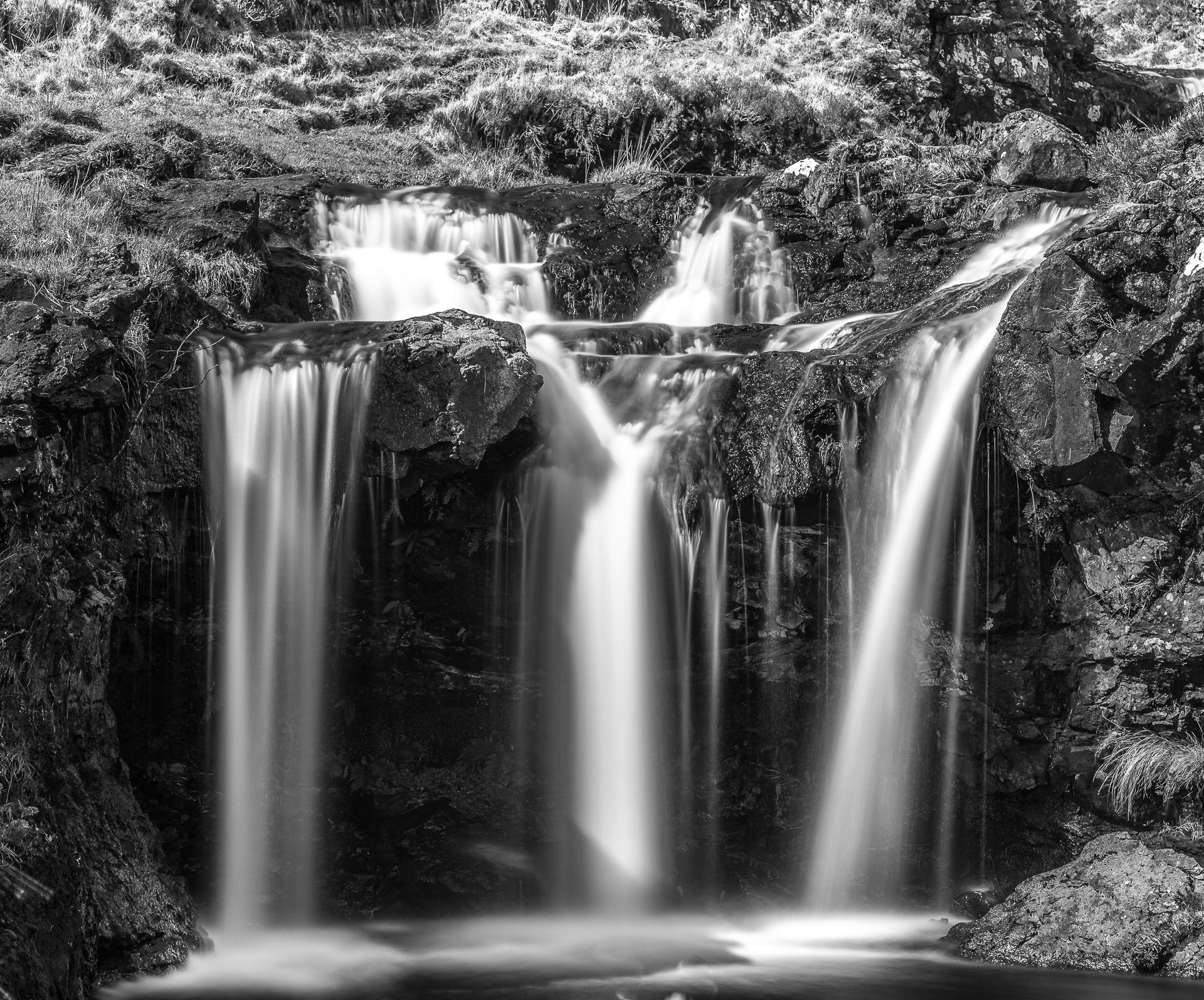 Fairy pools on Skye