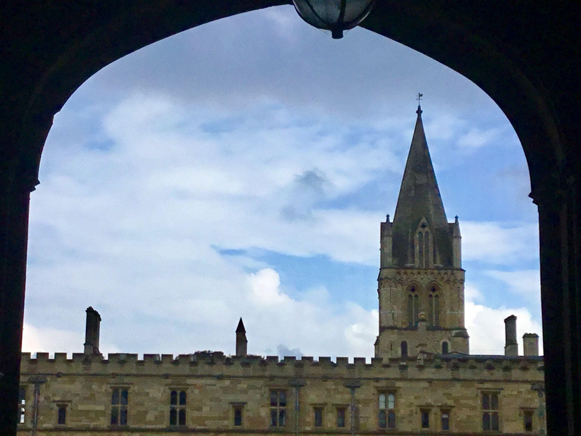 Oxford, Pembroke