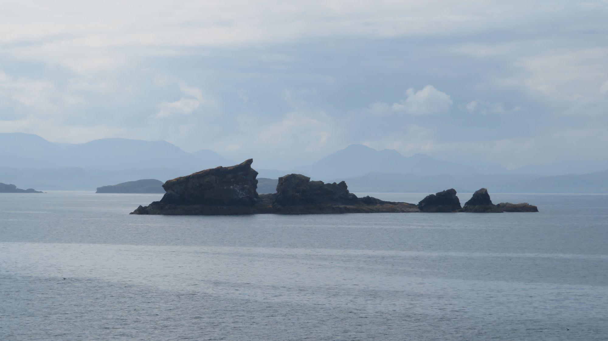Ullapool to Tarbert Ferry.