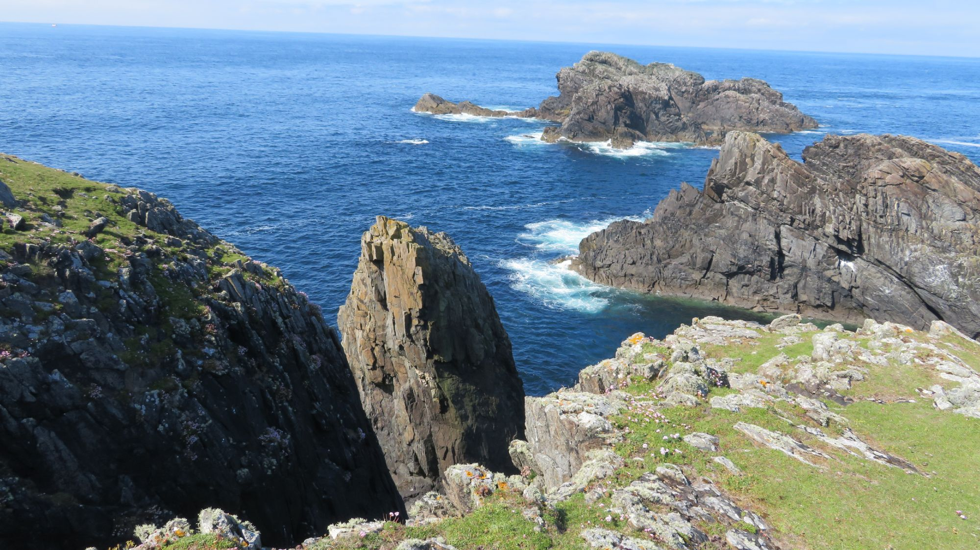 The Atlantic Ocean ....