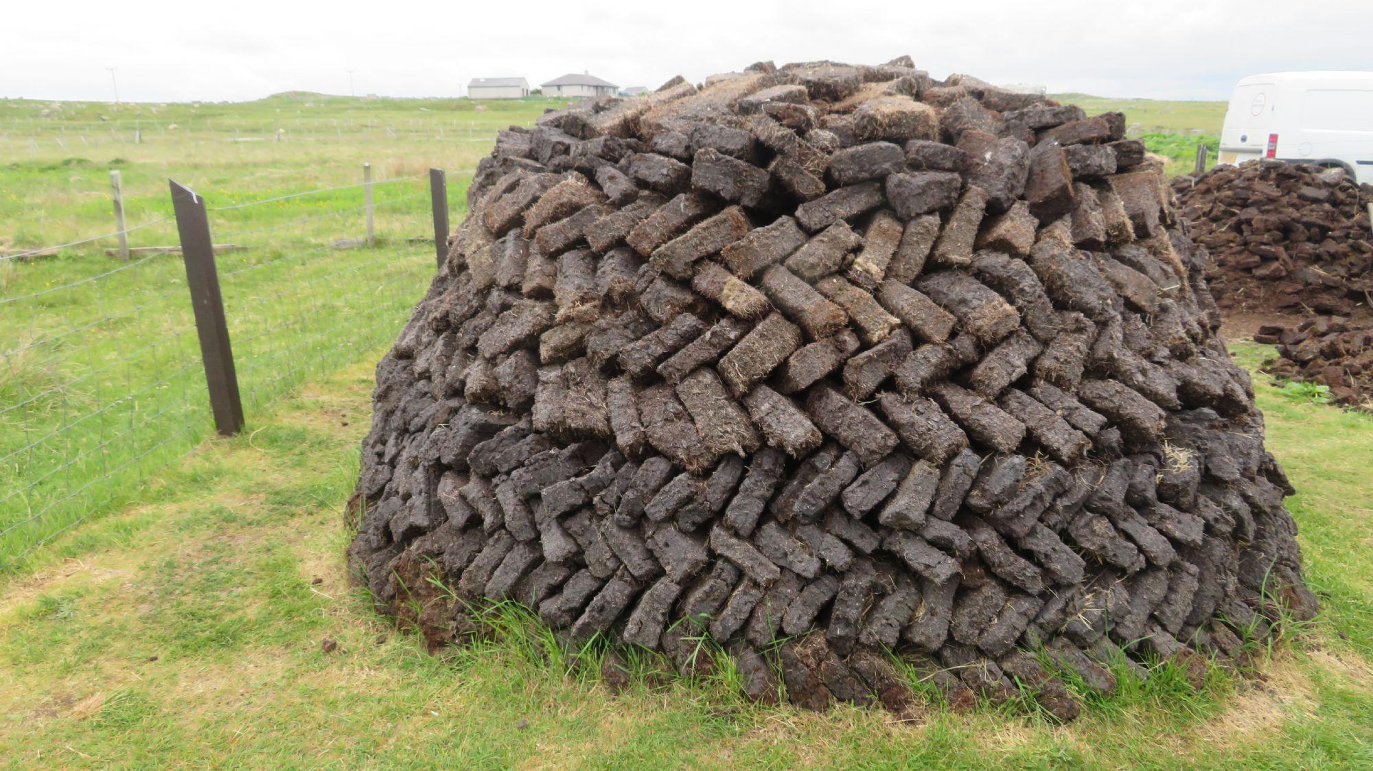 Pile of Peat!