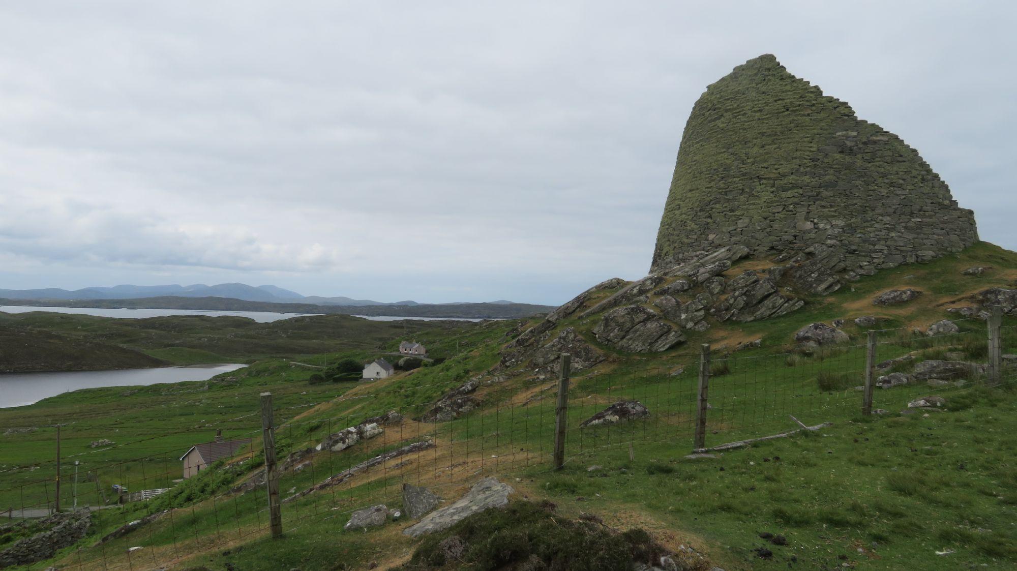 Iron Age Broch.