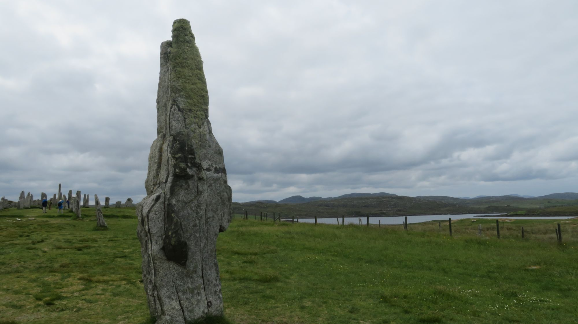 The Callanish Stones....