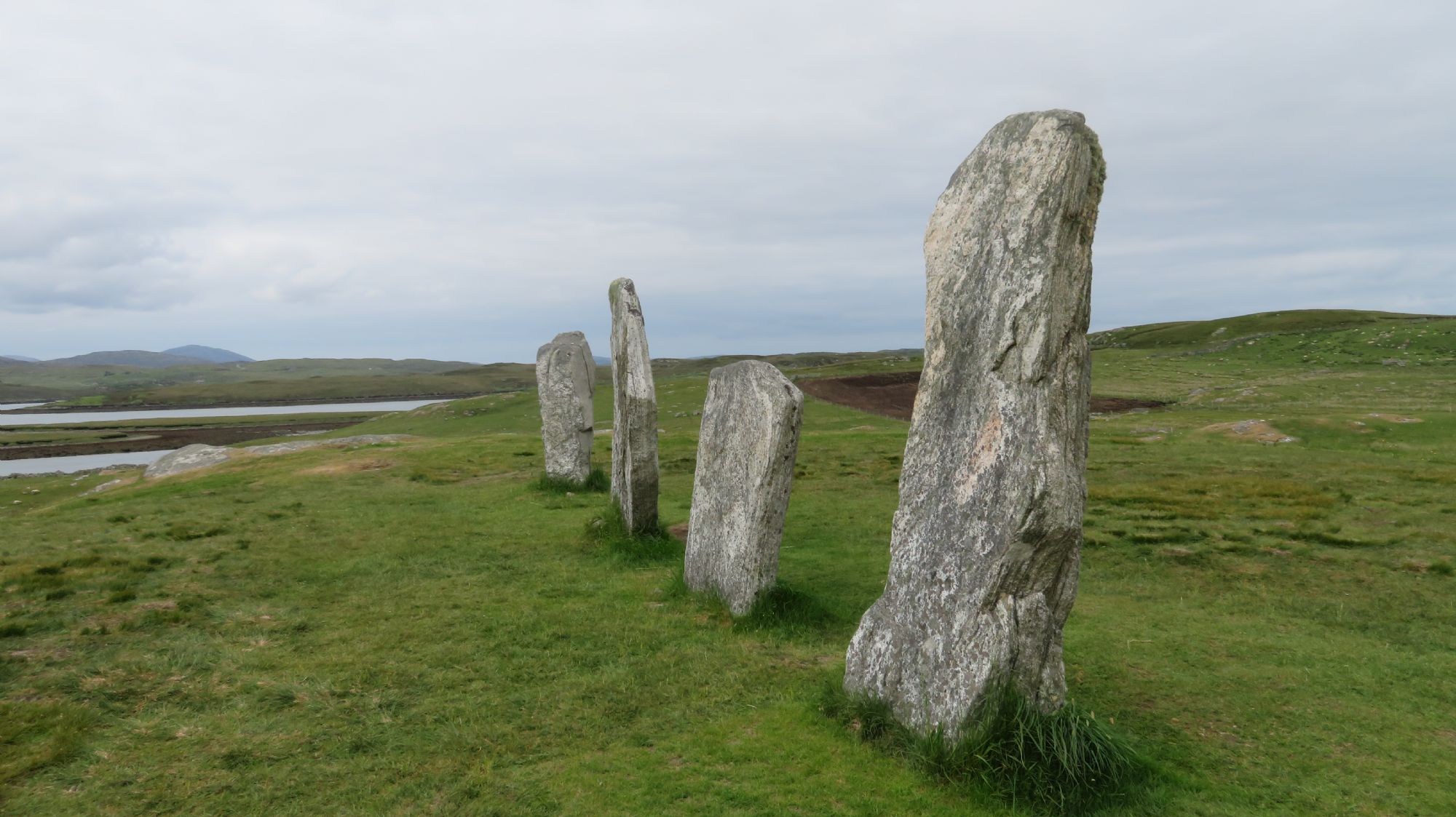 More Stones ....