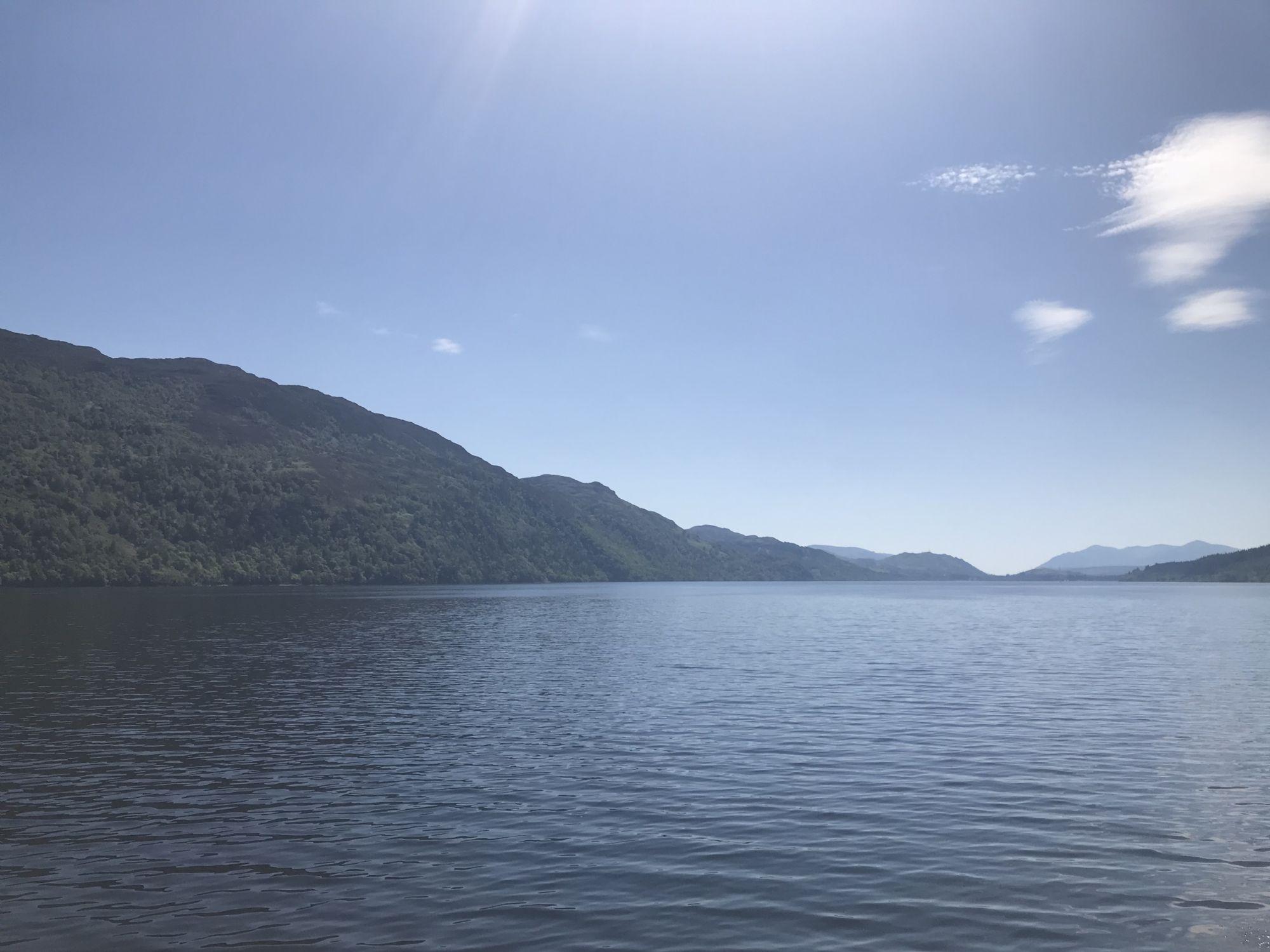 Loch Ness minus Nessie
