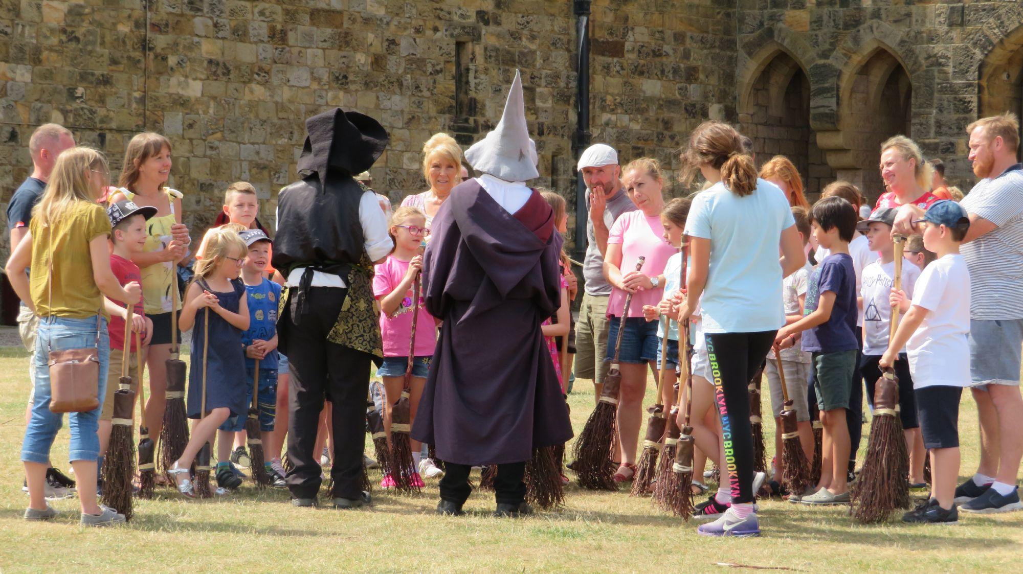 Apprentice Wizards!