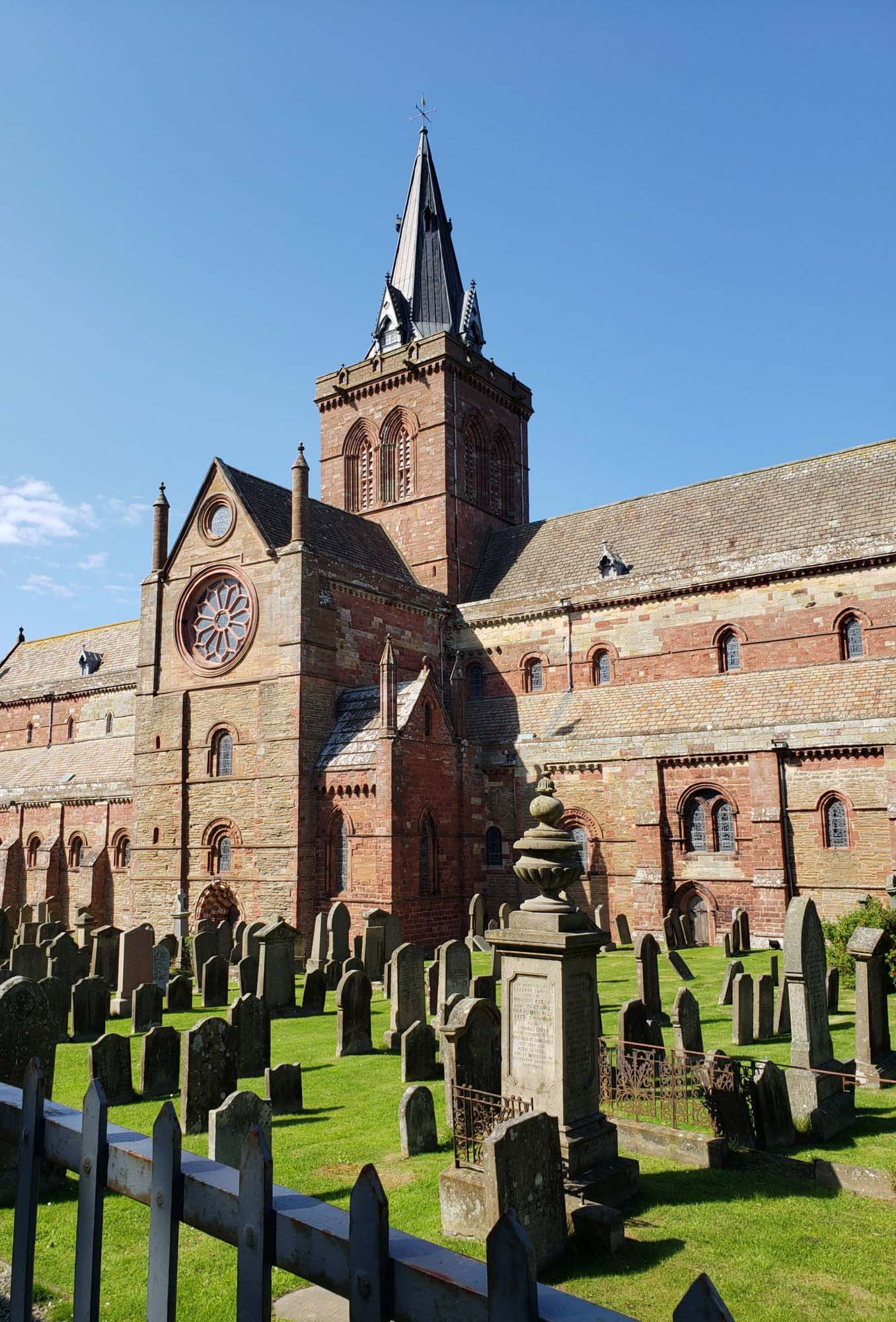 The Kirkwall Cathedral