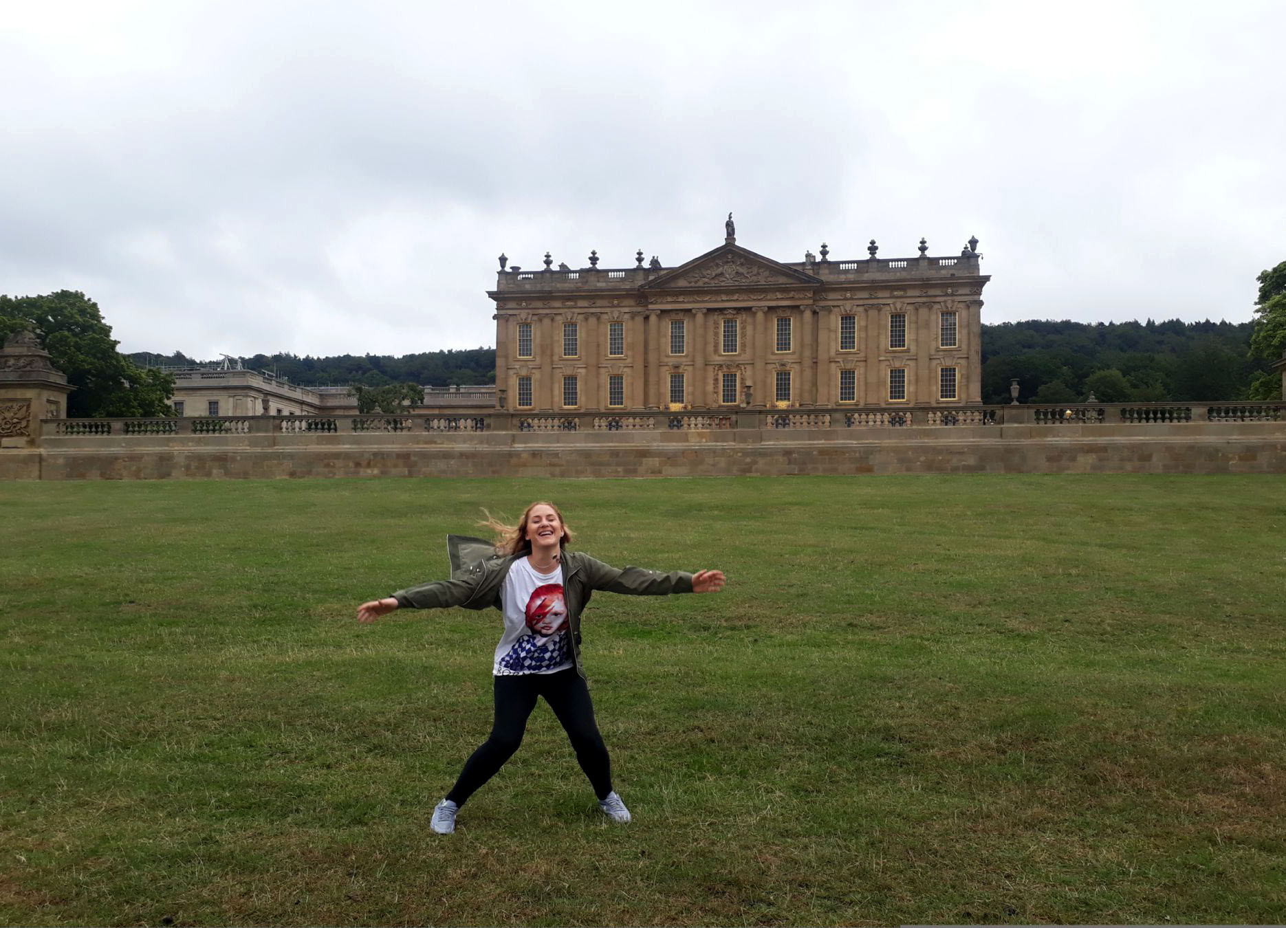 Chatsworth house fail