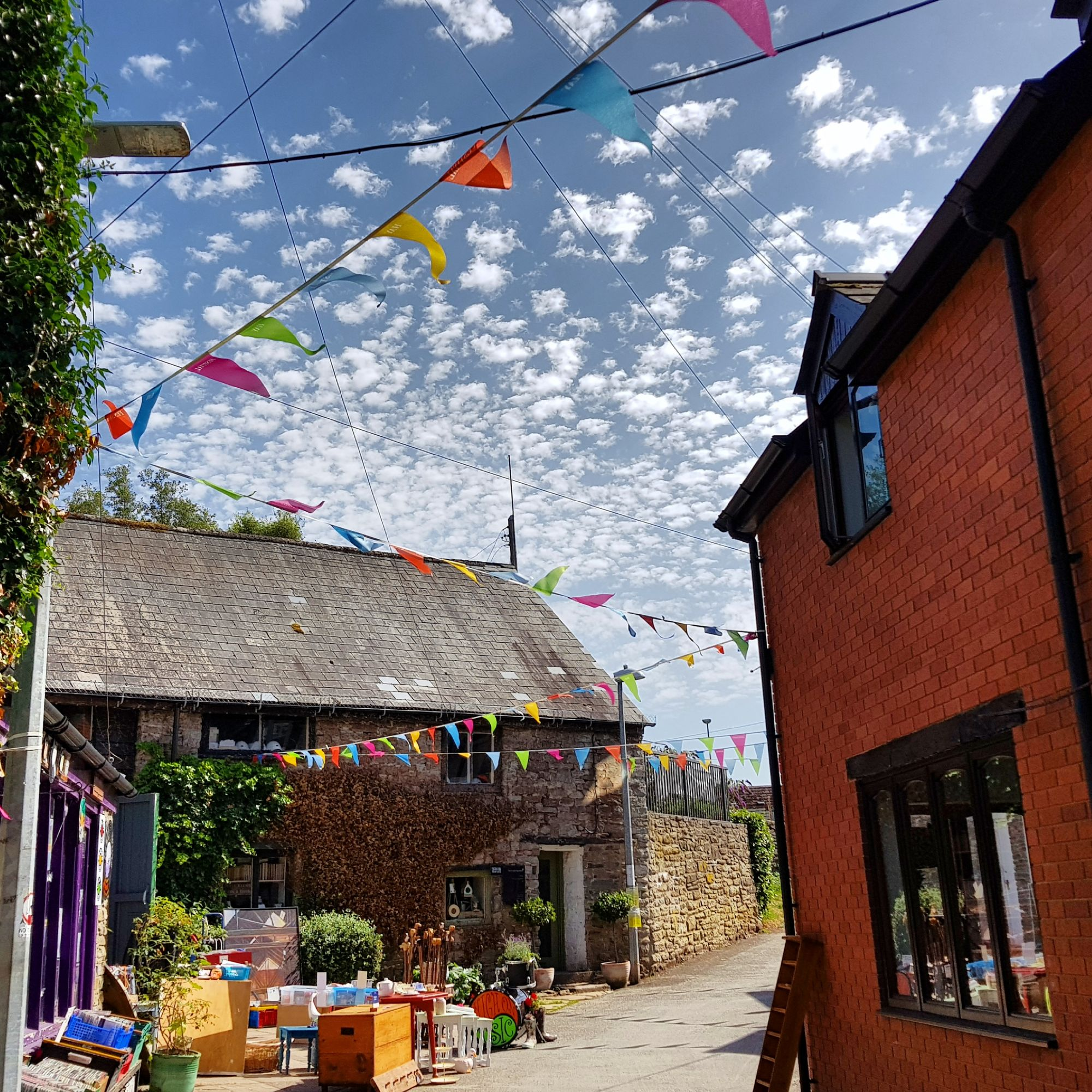 Hay-On-Wye, the book town
