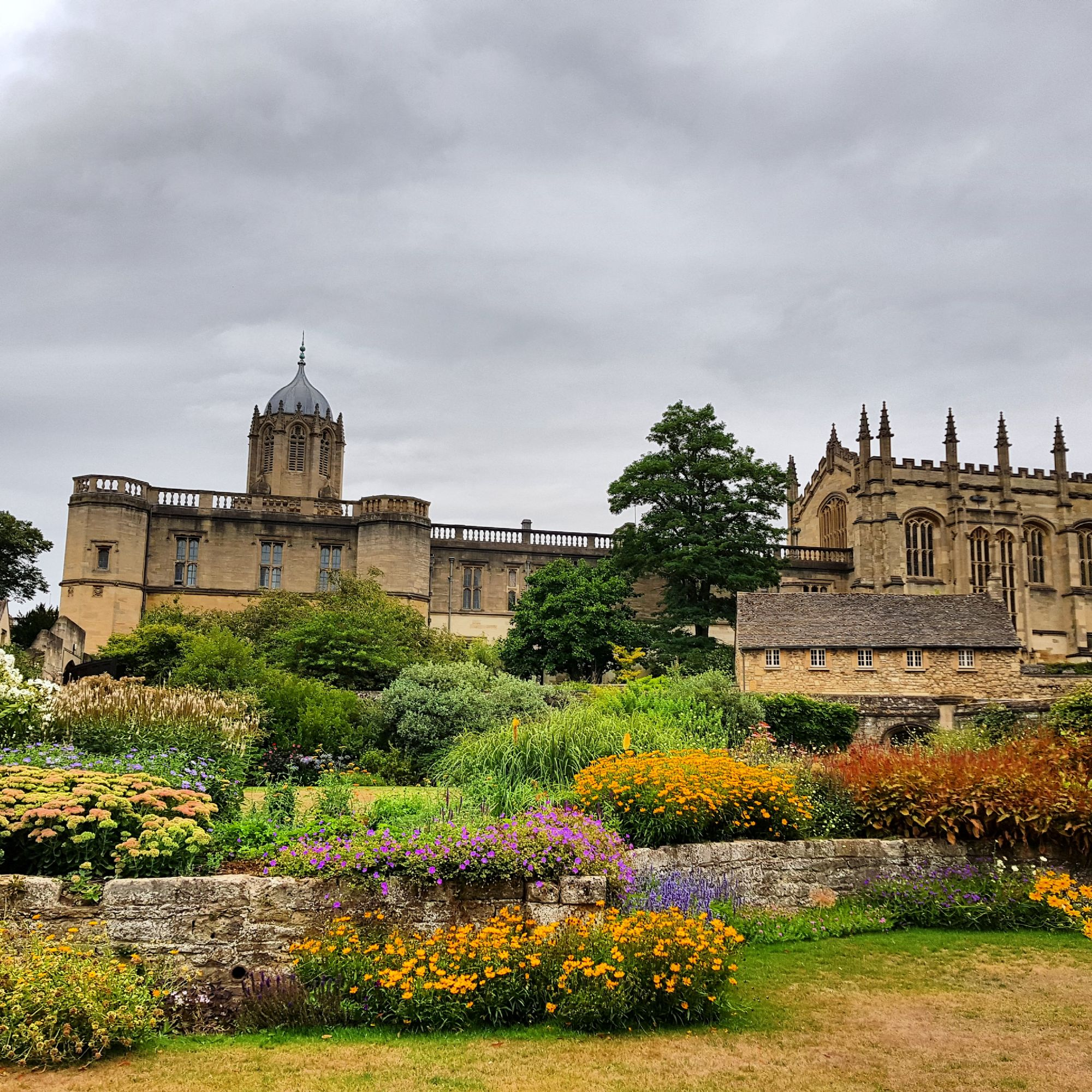 Colours of Oxford