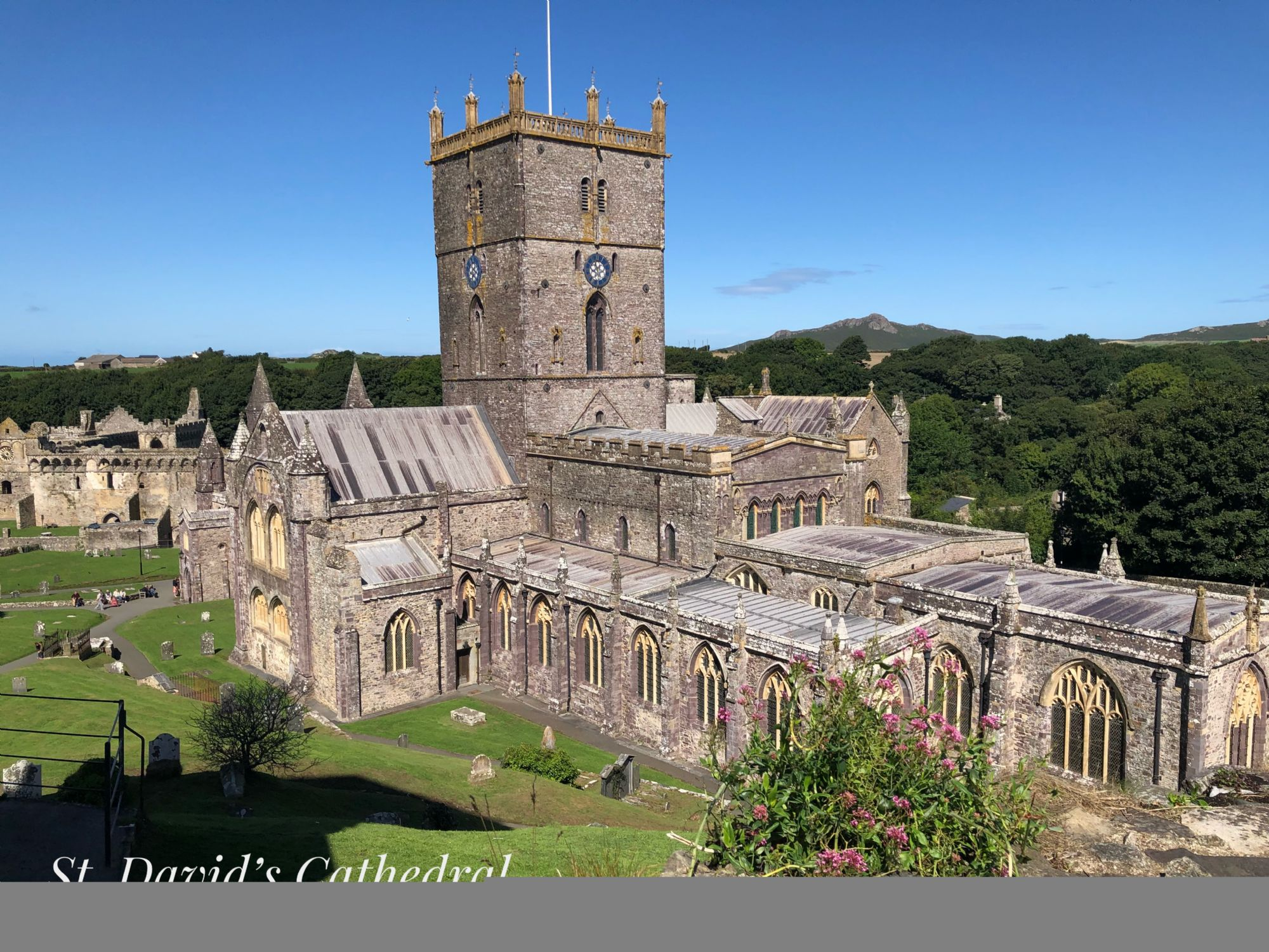 St. David?s Cathedral