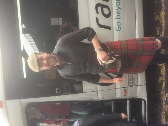 Dougie -tour guide