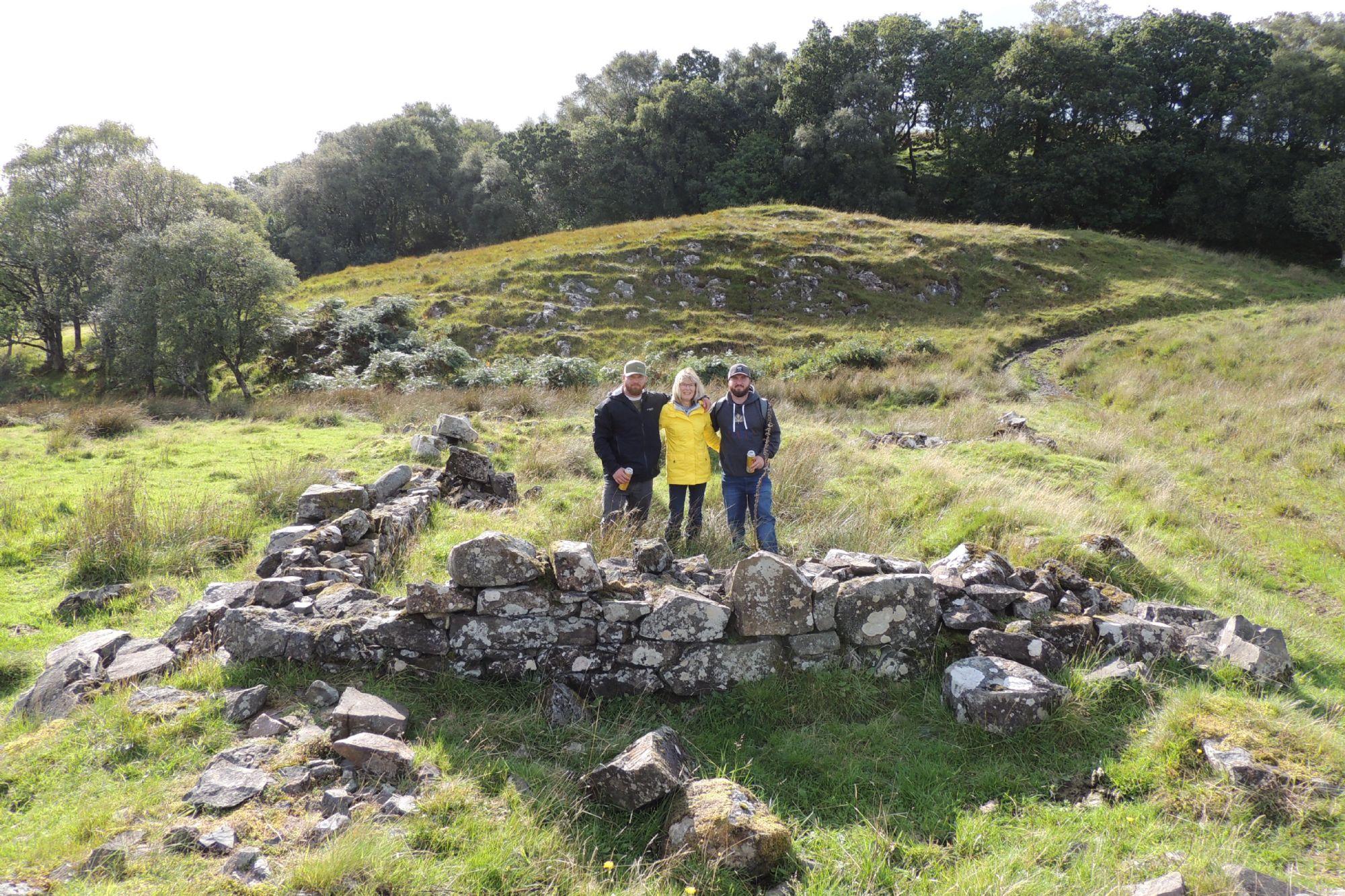 The MacGregor ancestral home