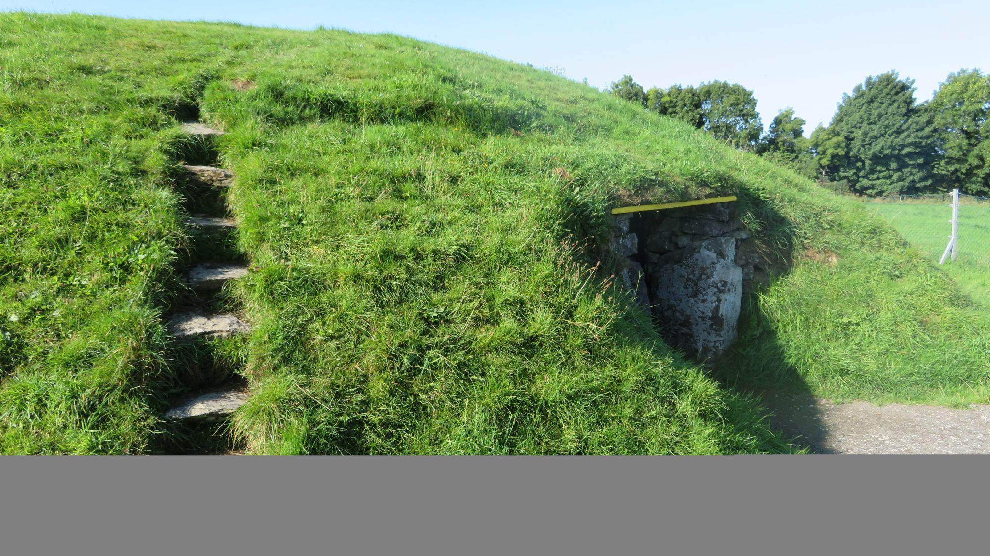 Fourknocks Passage Tomb.