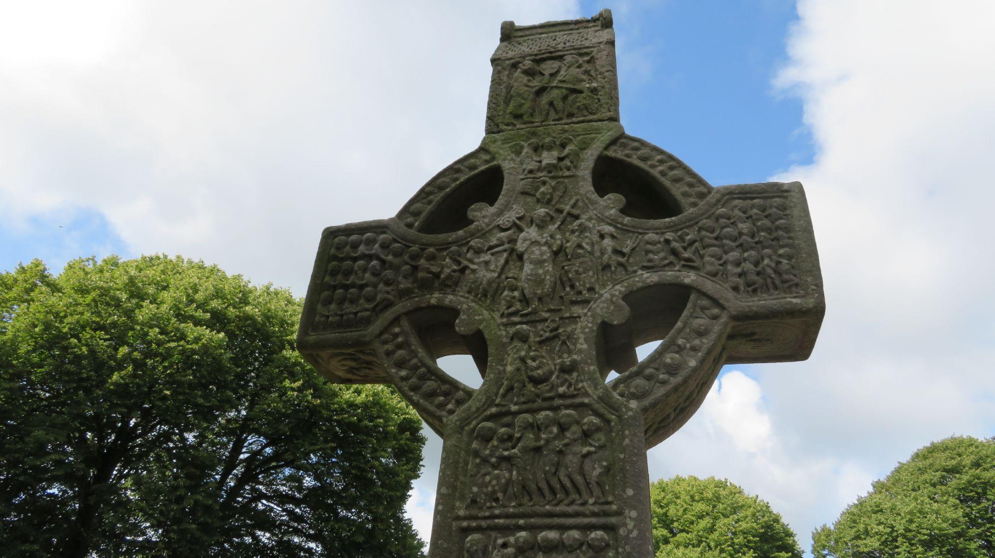 Monasterboice Cross.