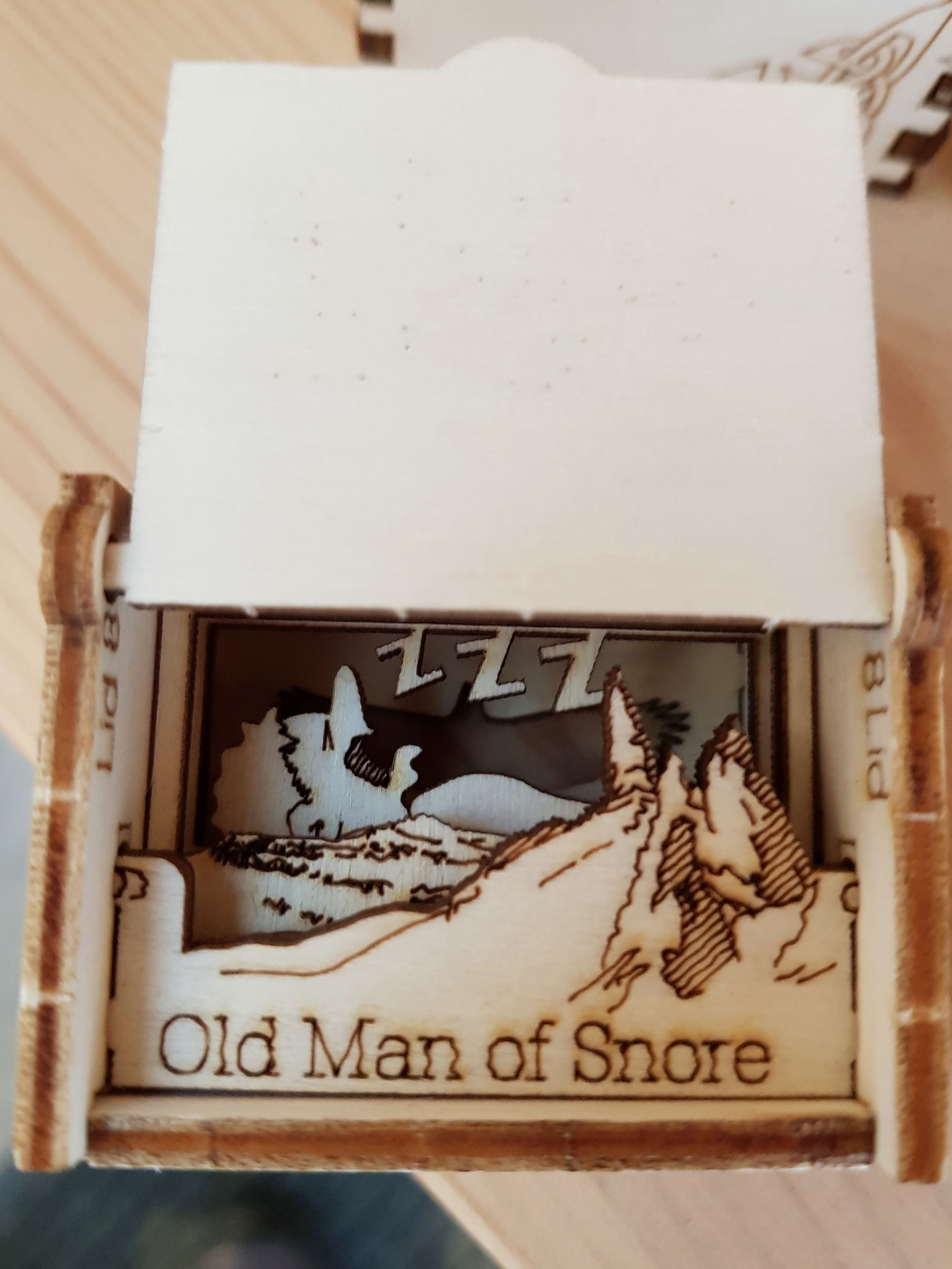 Old man of snore