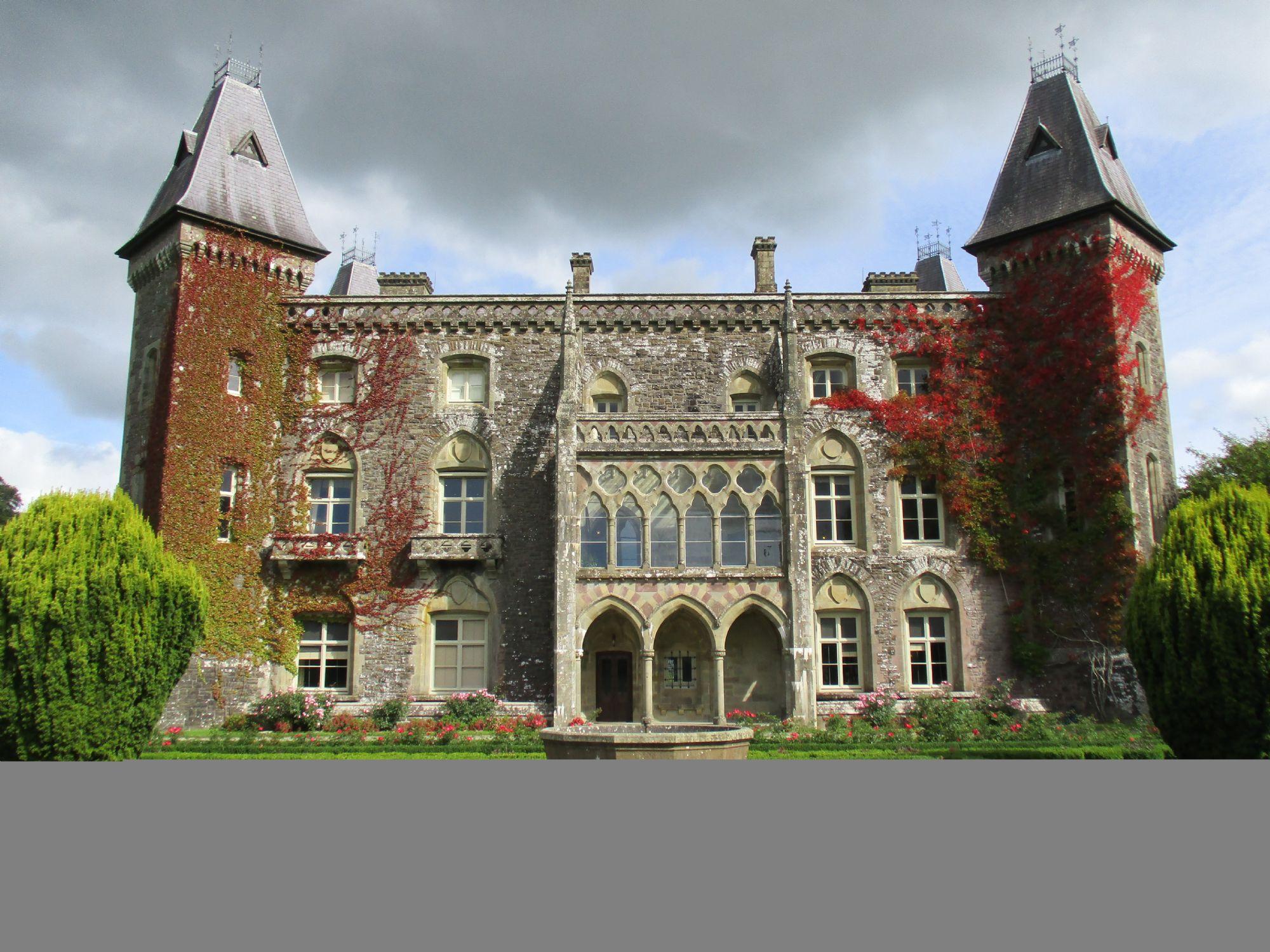 Newton House, Dinefwr