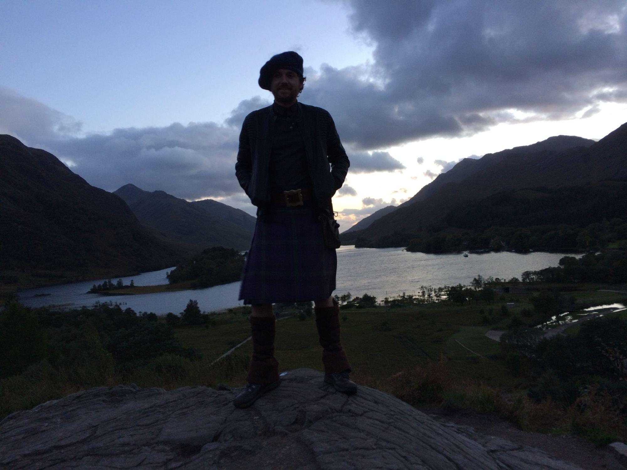 Craig, Loch Shiel