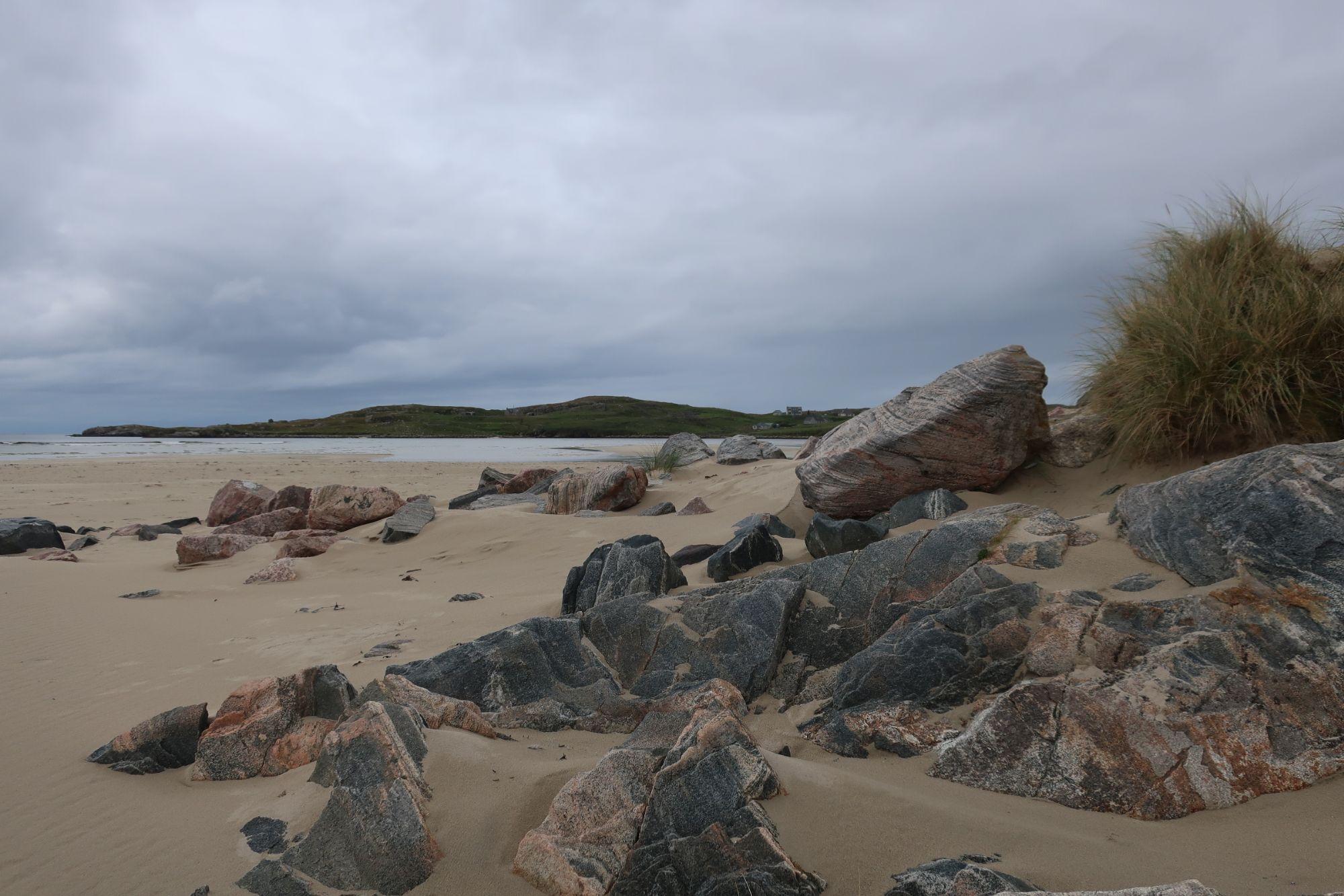 Beach in Uig