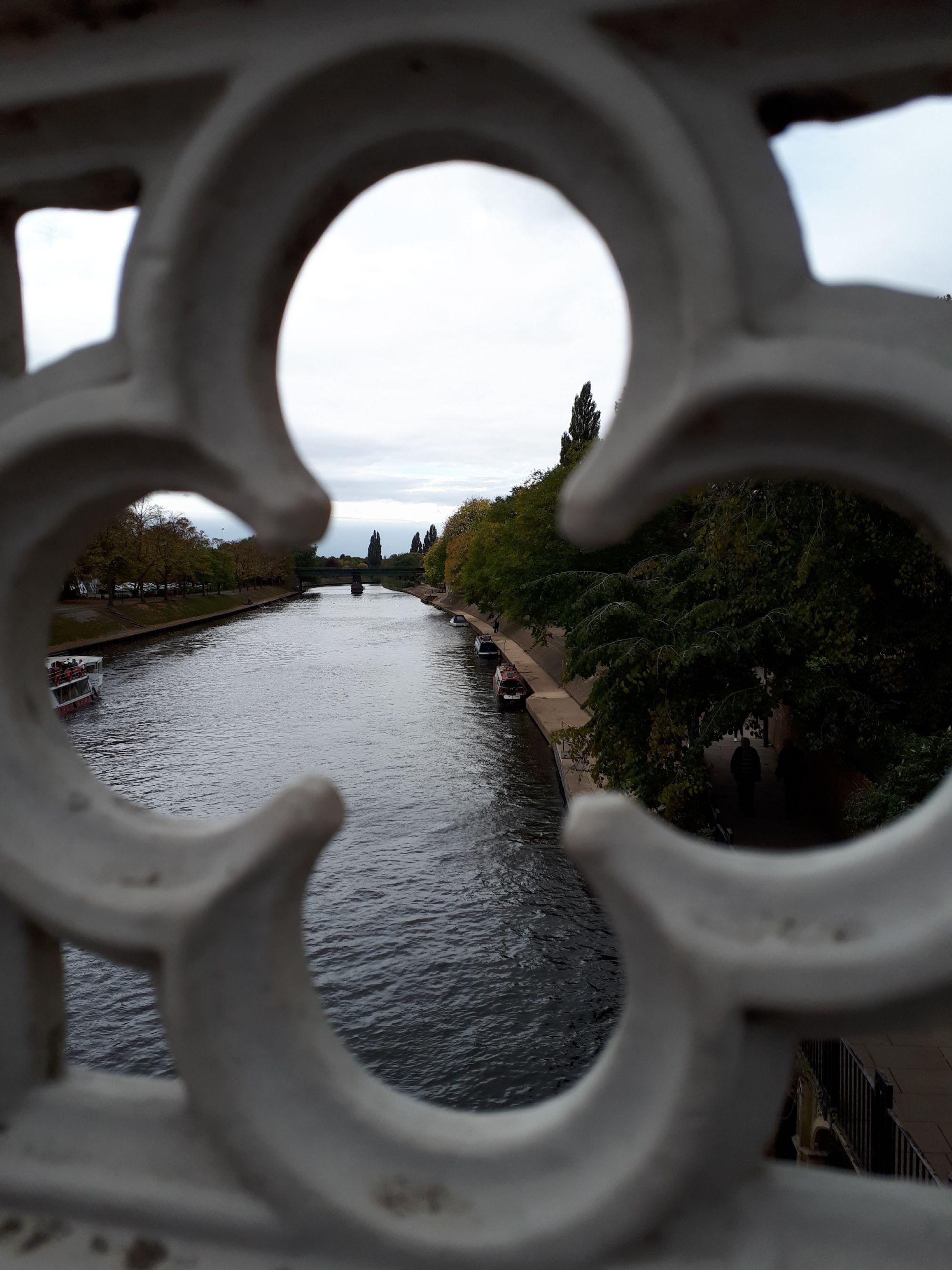 Bridge view, York