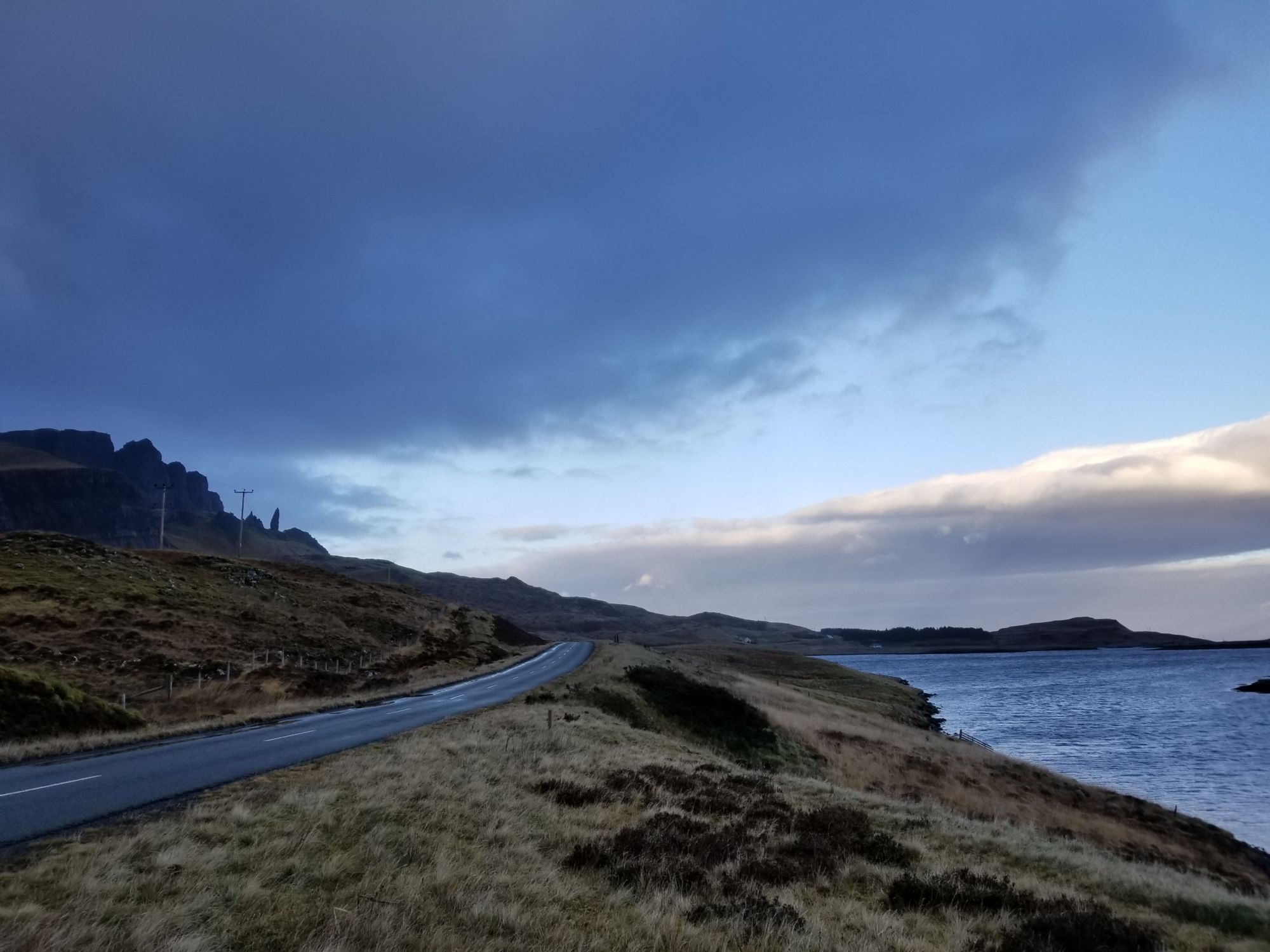 On the highland