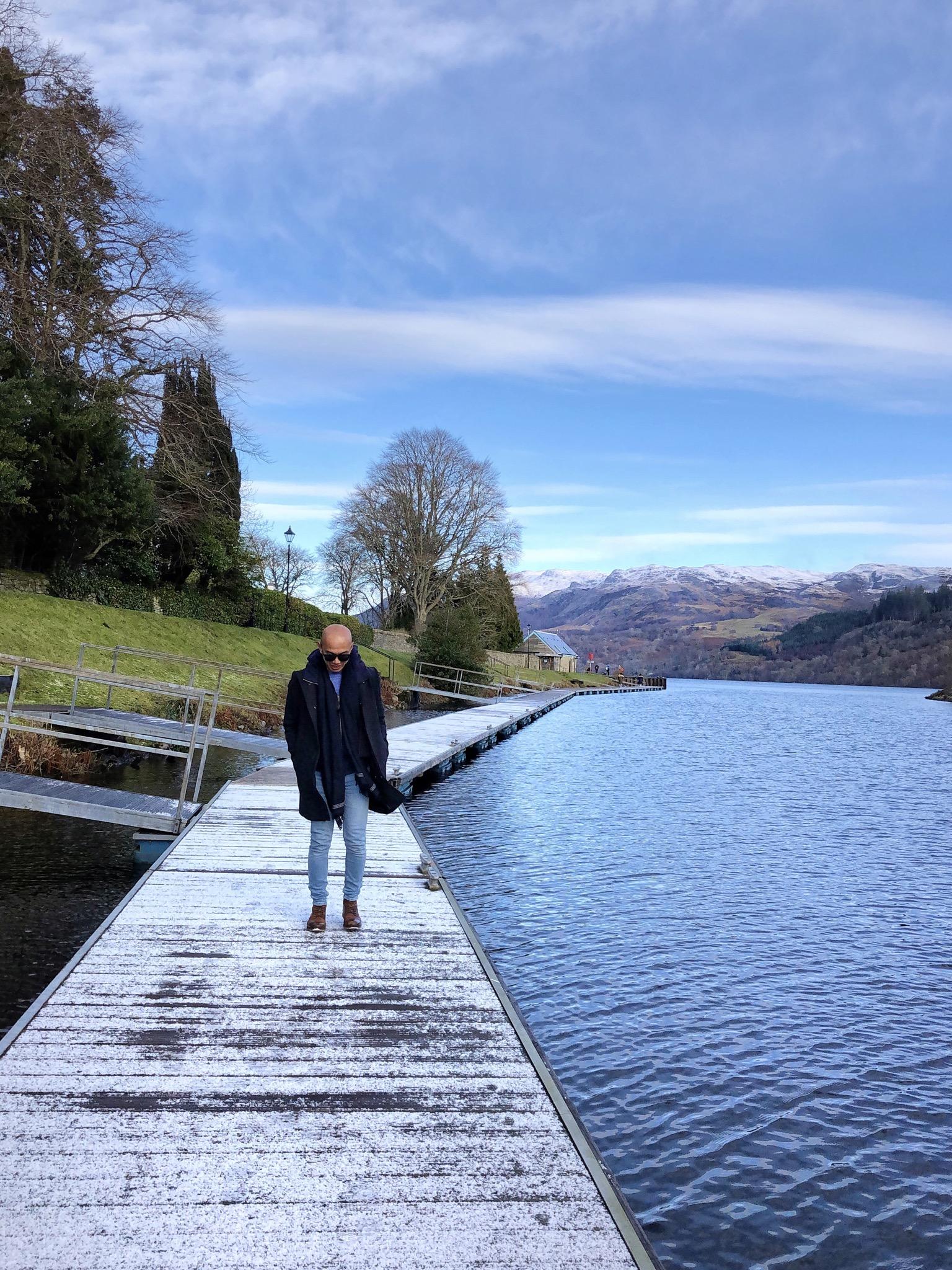 Loch Ness. IG:mchbrahm