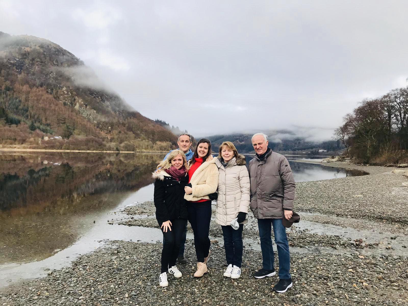 The Belgian family
