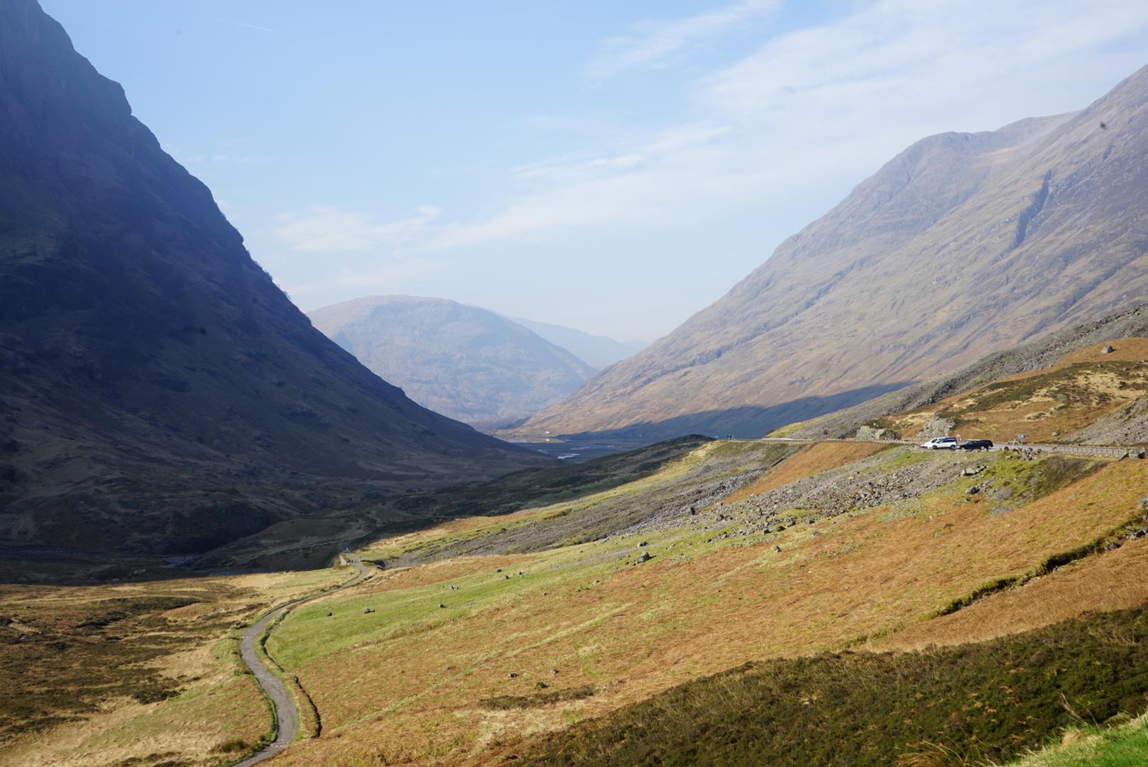 Breathtaking Glencoe