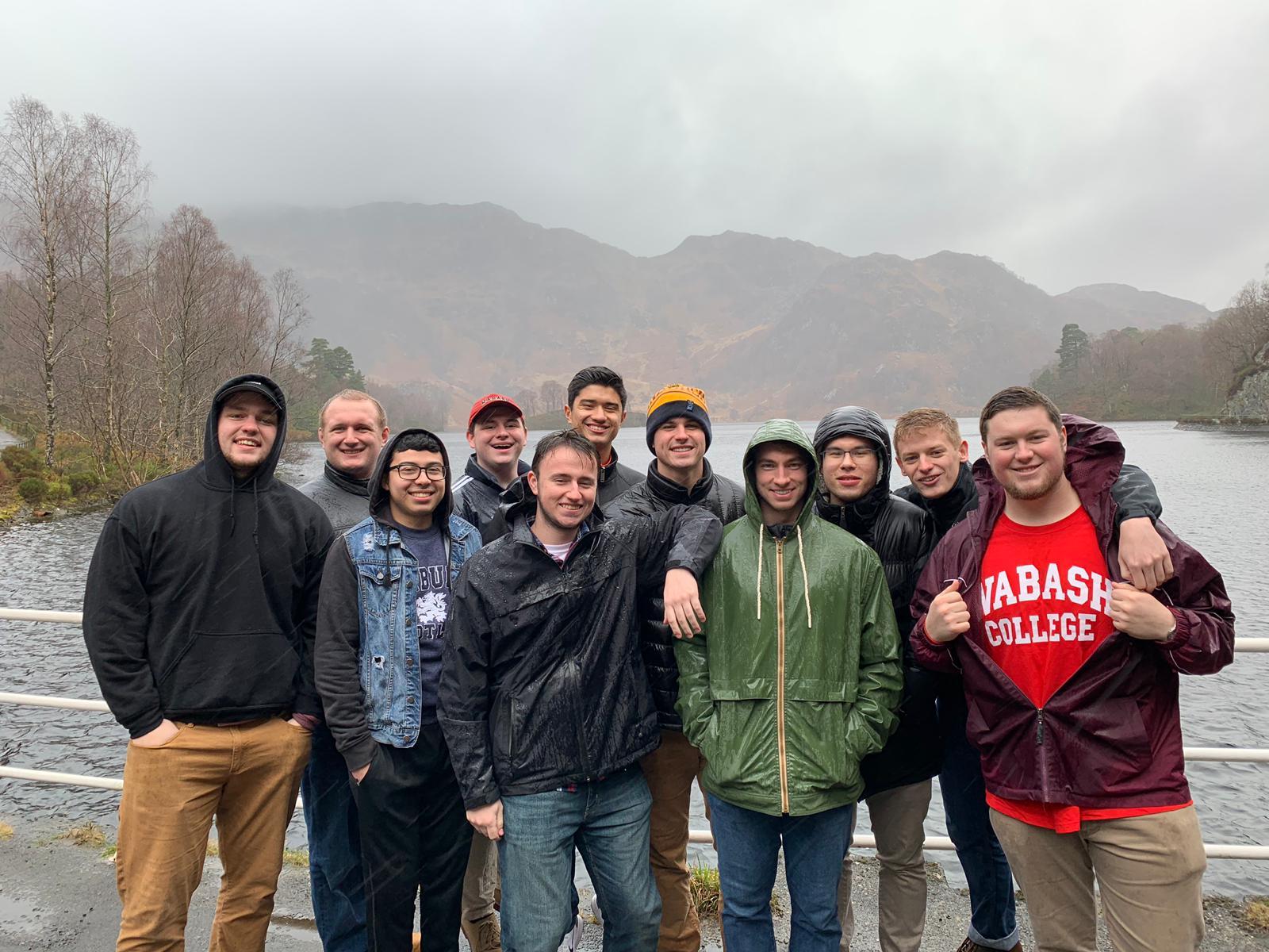 Wabash College men