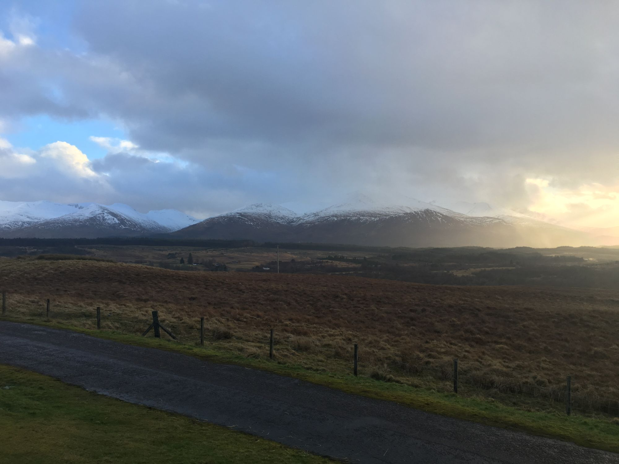 Heaven on the Highlands