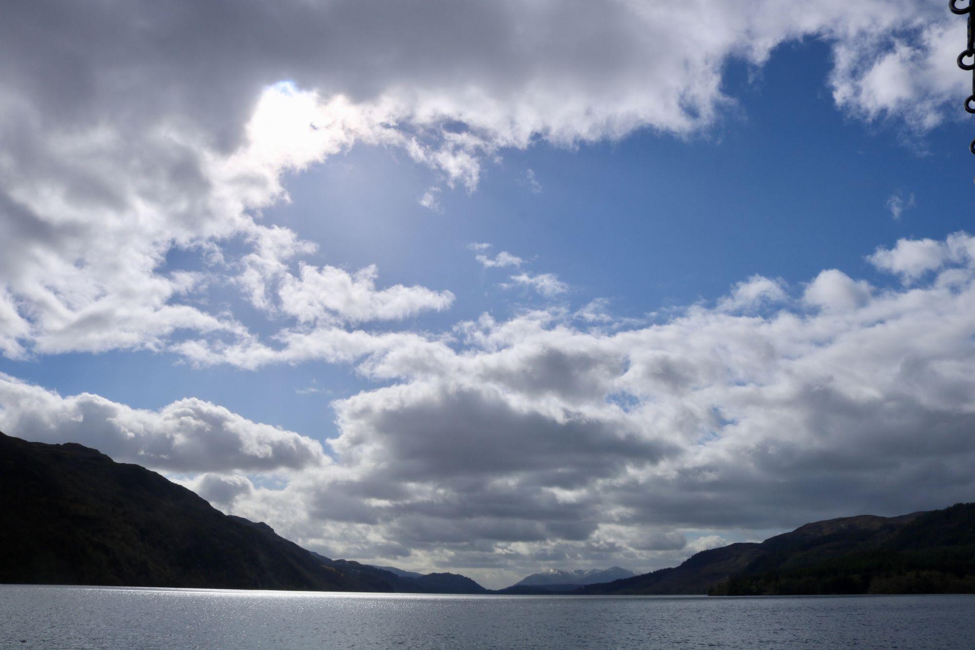 Loch Ness at 14:00