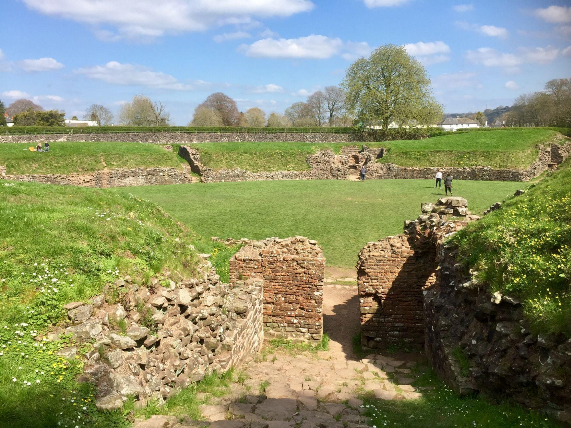Caerleon Roman Ampitheatre