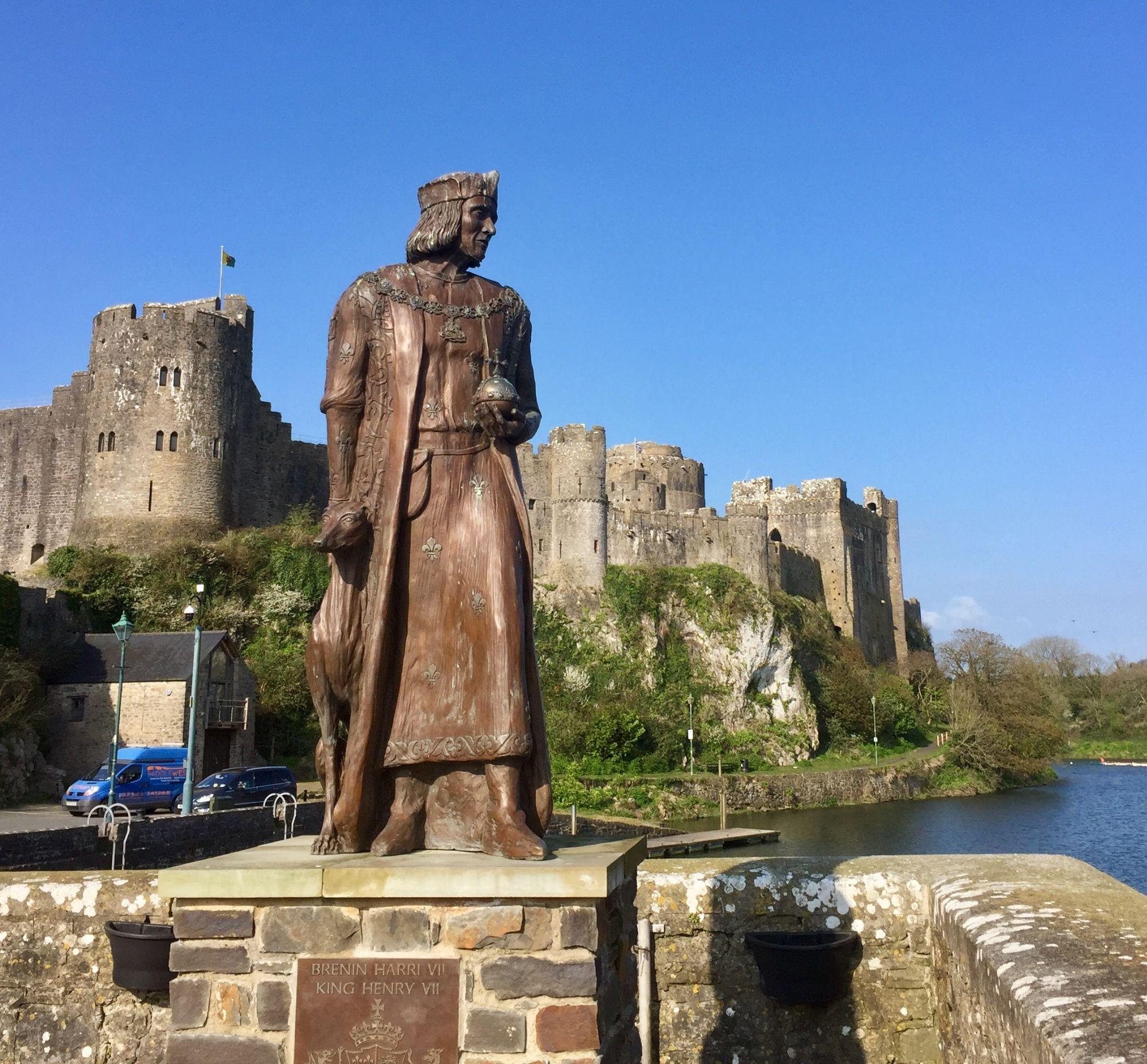 Henry VII  Pembroke Castle