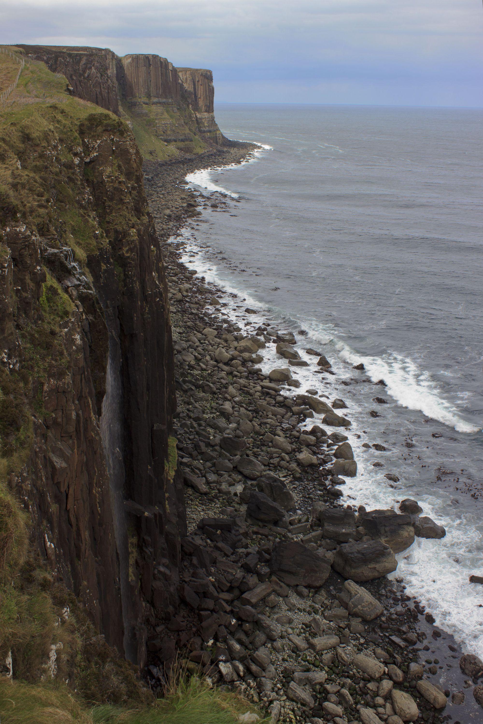 Kilt Rock viewpoint