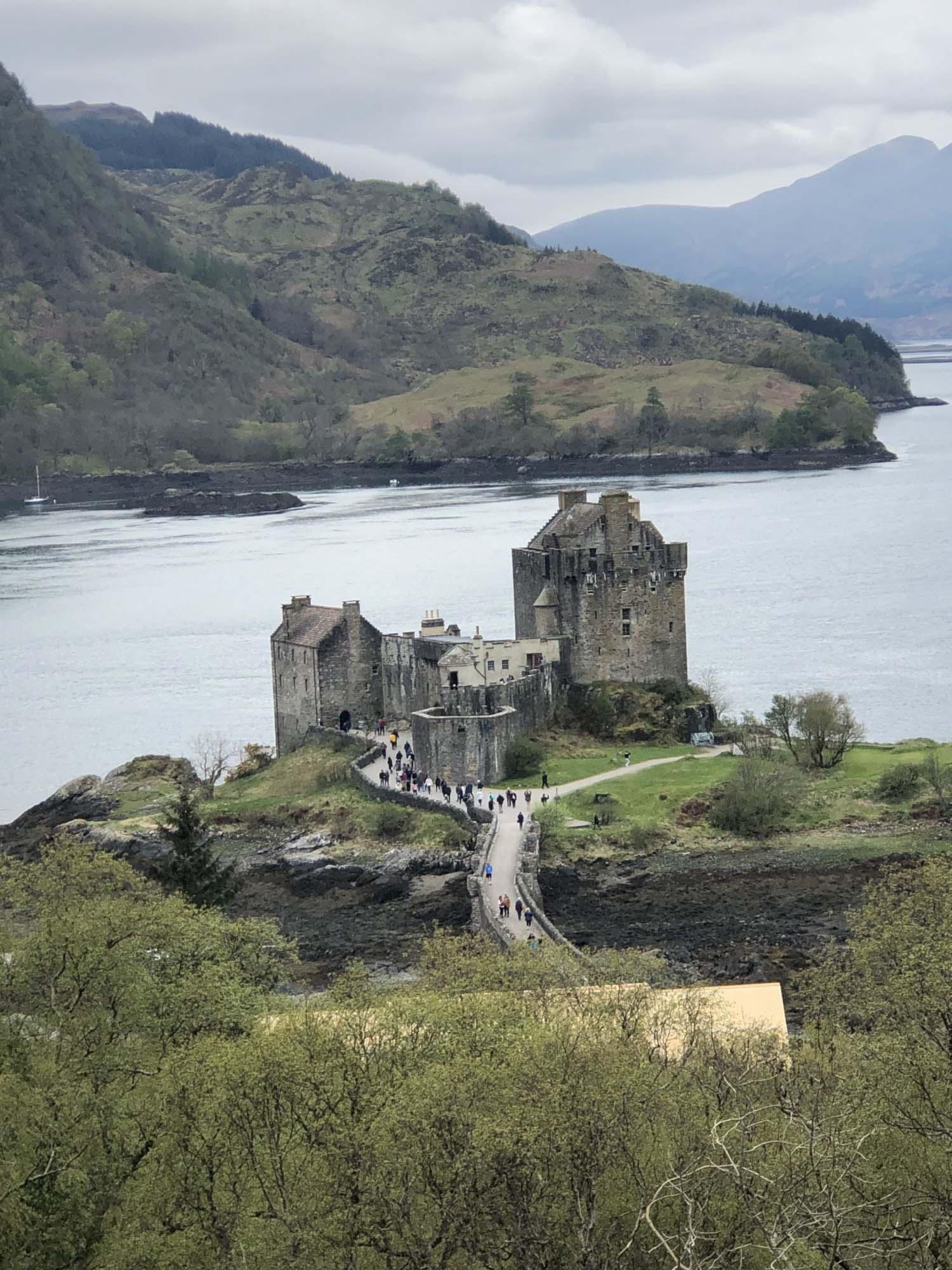 Castles galore