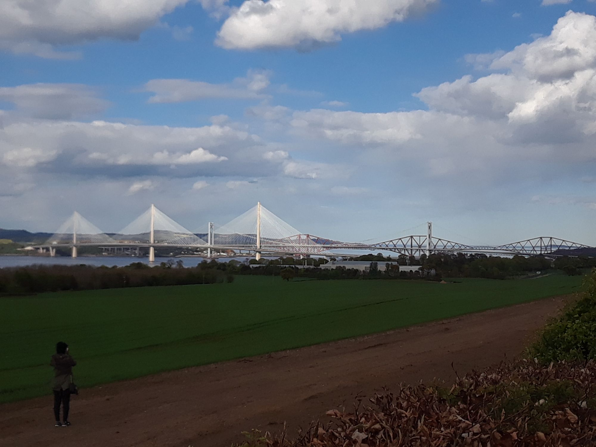 Bridges over the Forth