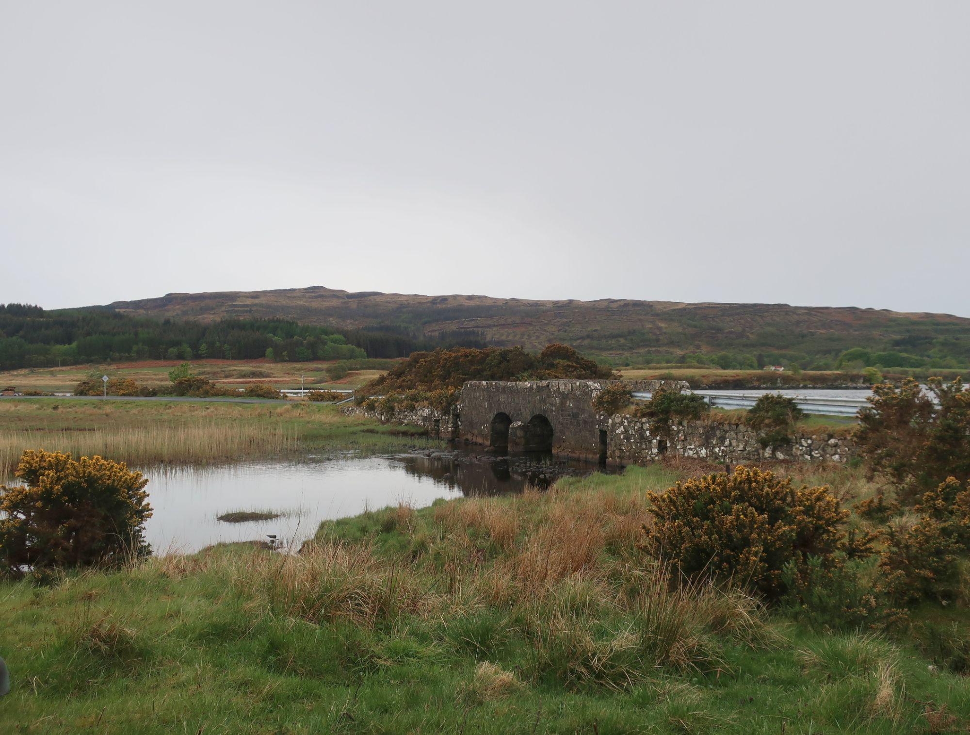 Bridge in Dervaig