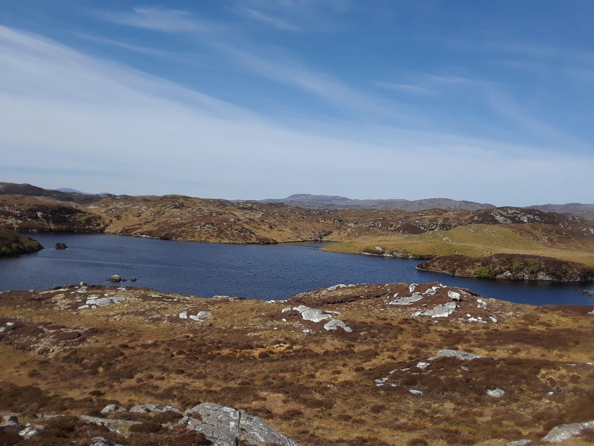 Harris rocky landscape