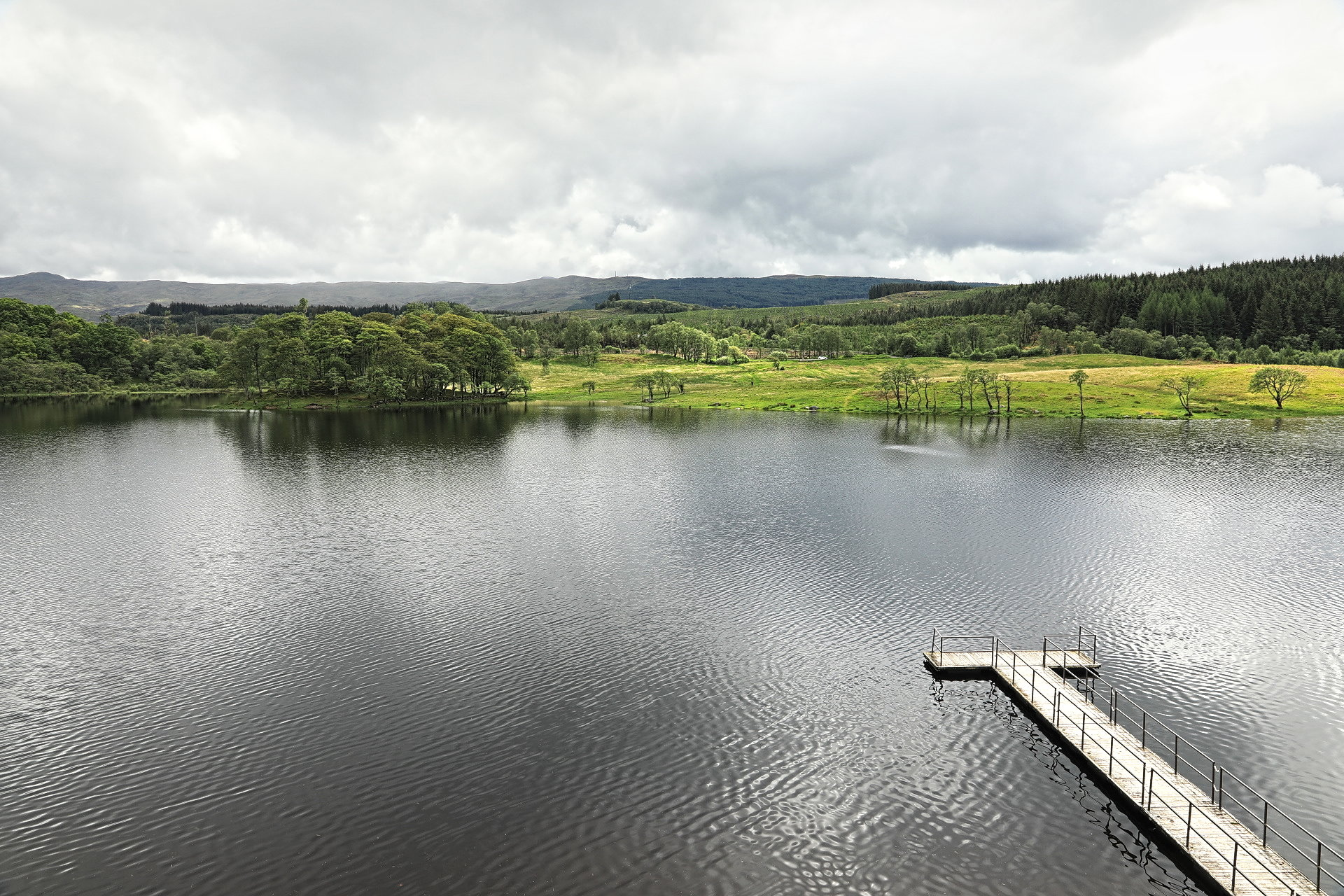 kilchurn.castle.lake