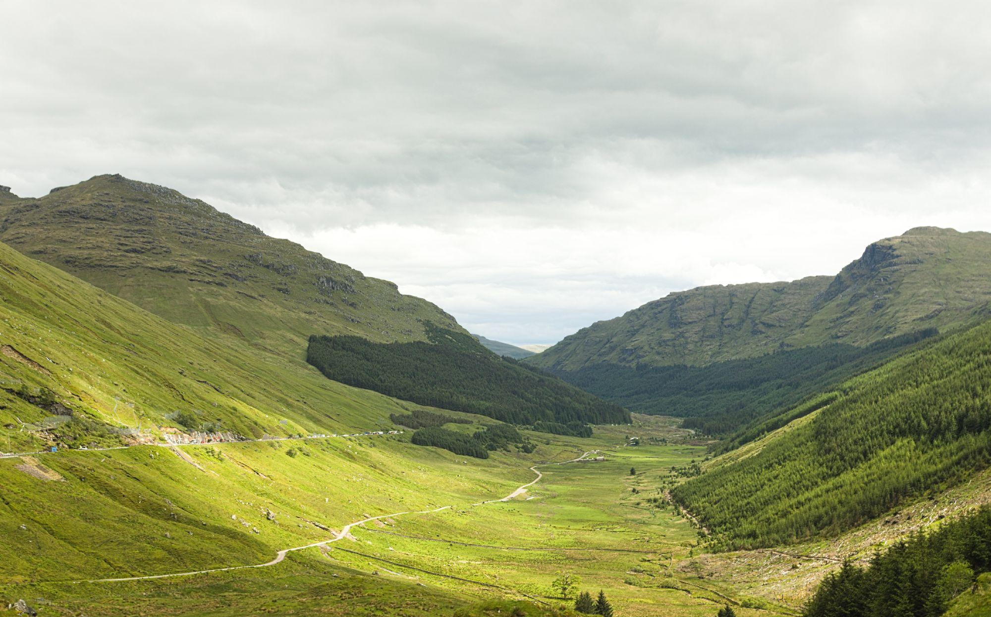 Highland.mountain