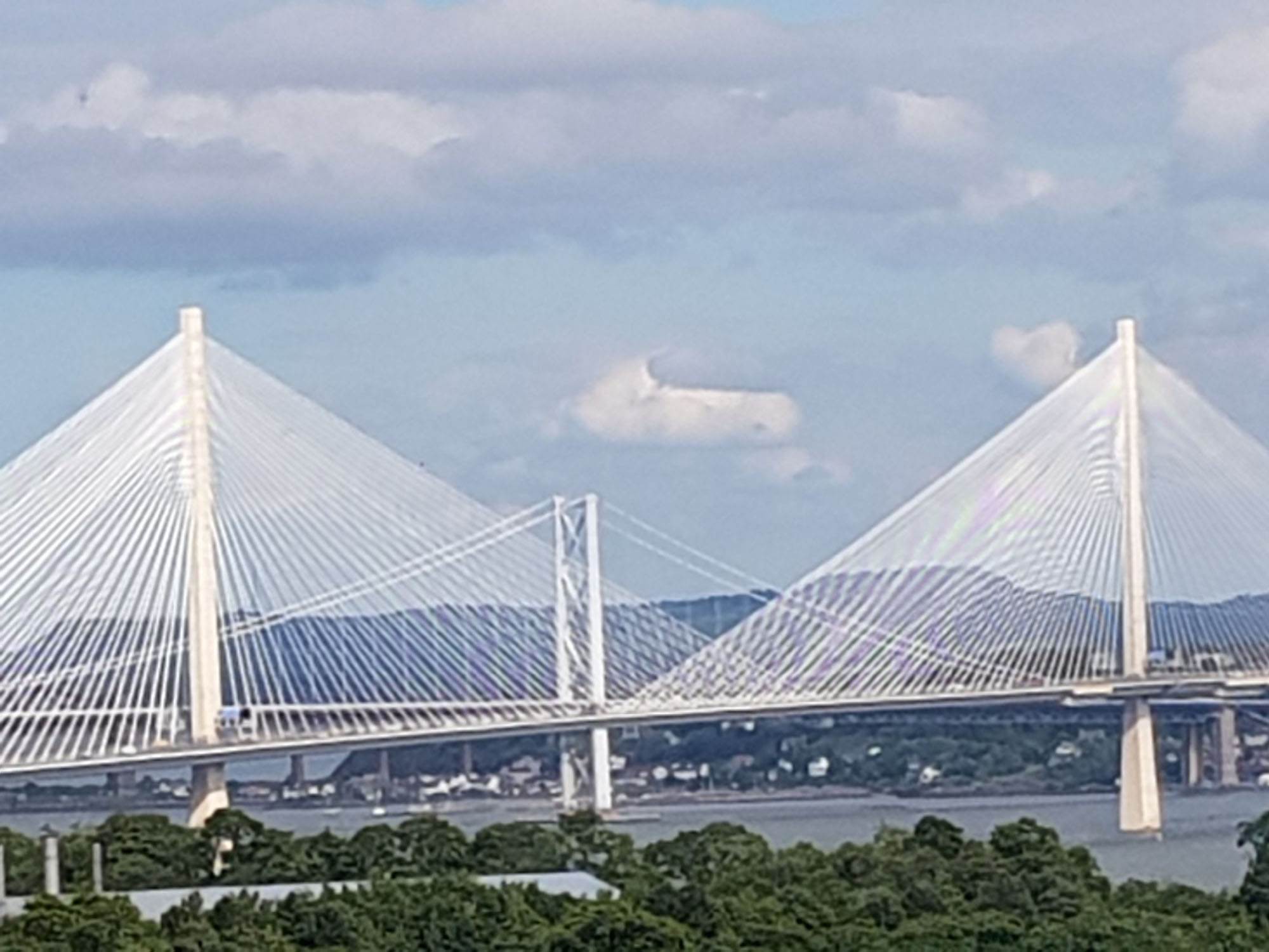 bridge over Firth of Forth