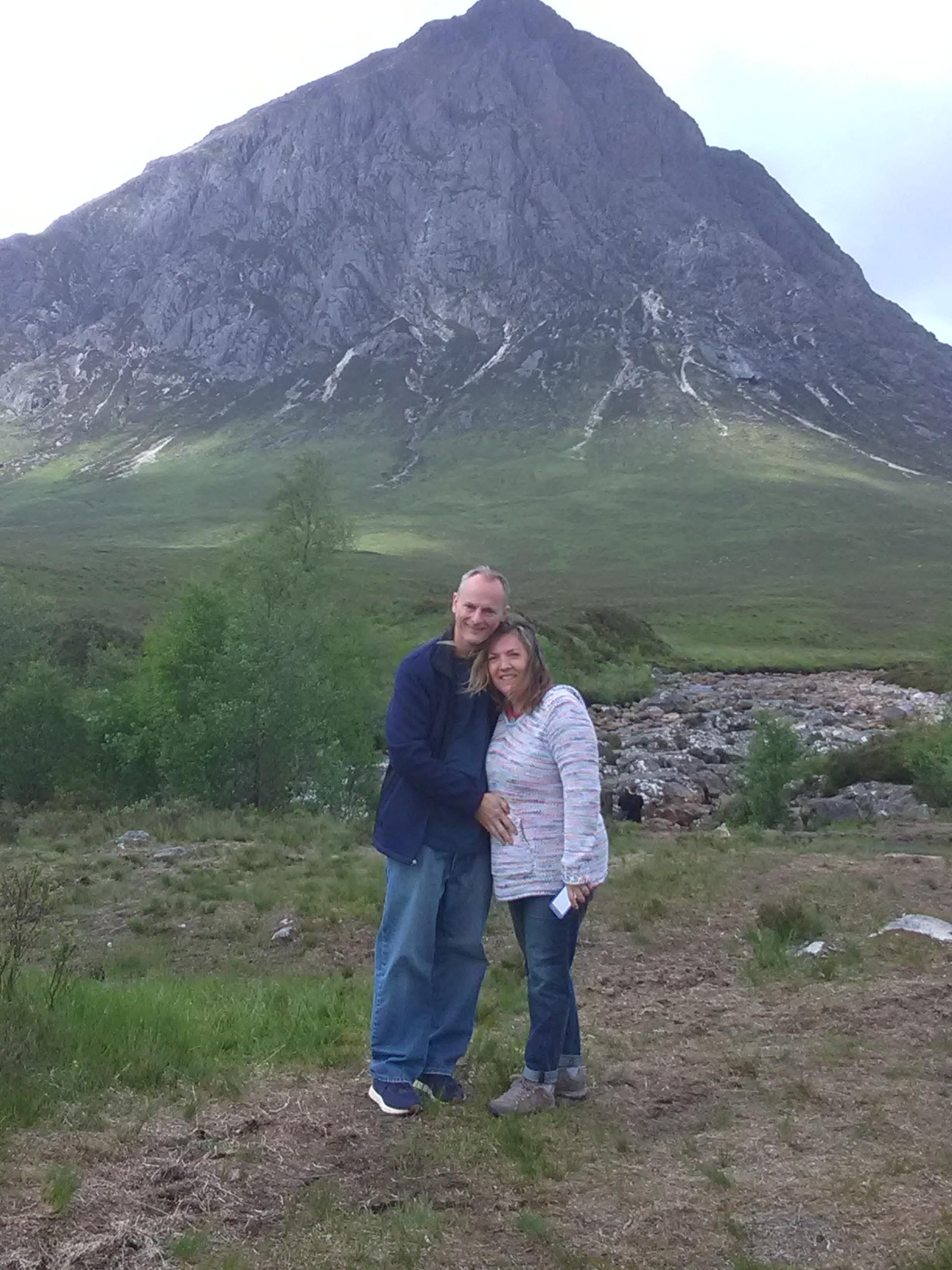 Scenic Glencoe - Highlands